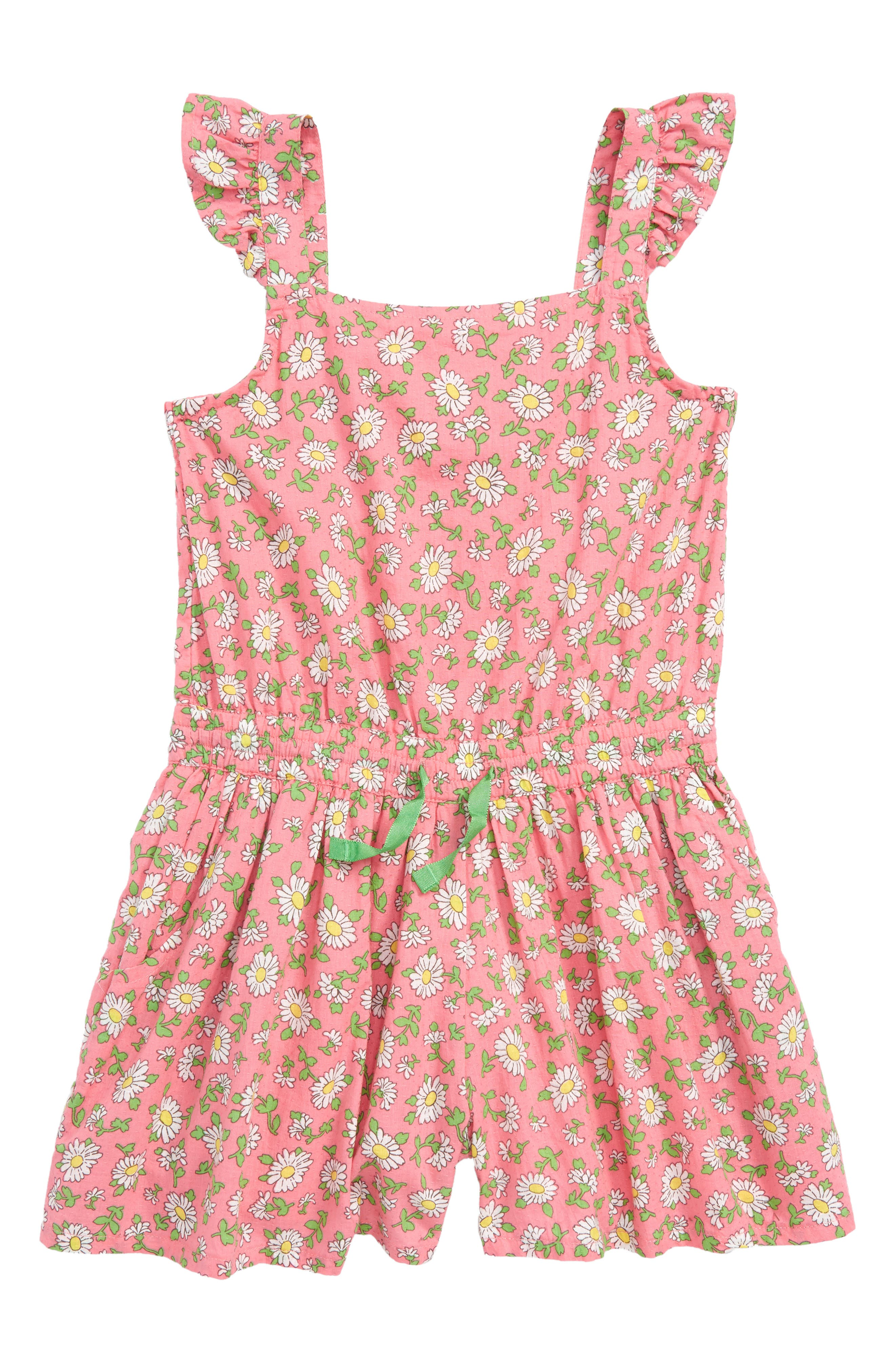 Strappy Woven Romper,                             Main thumbnail 1, color,                             664