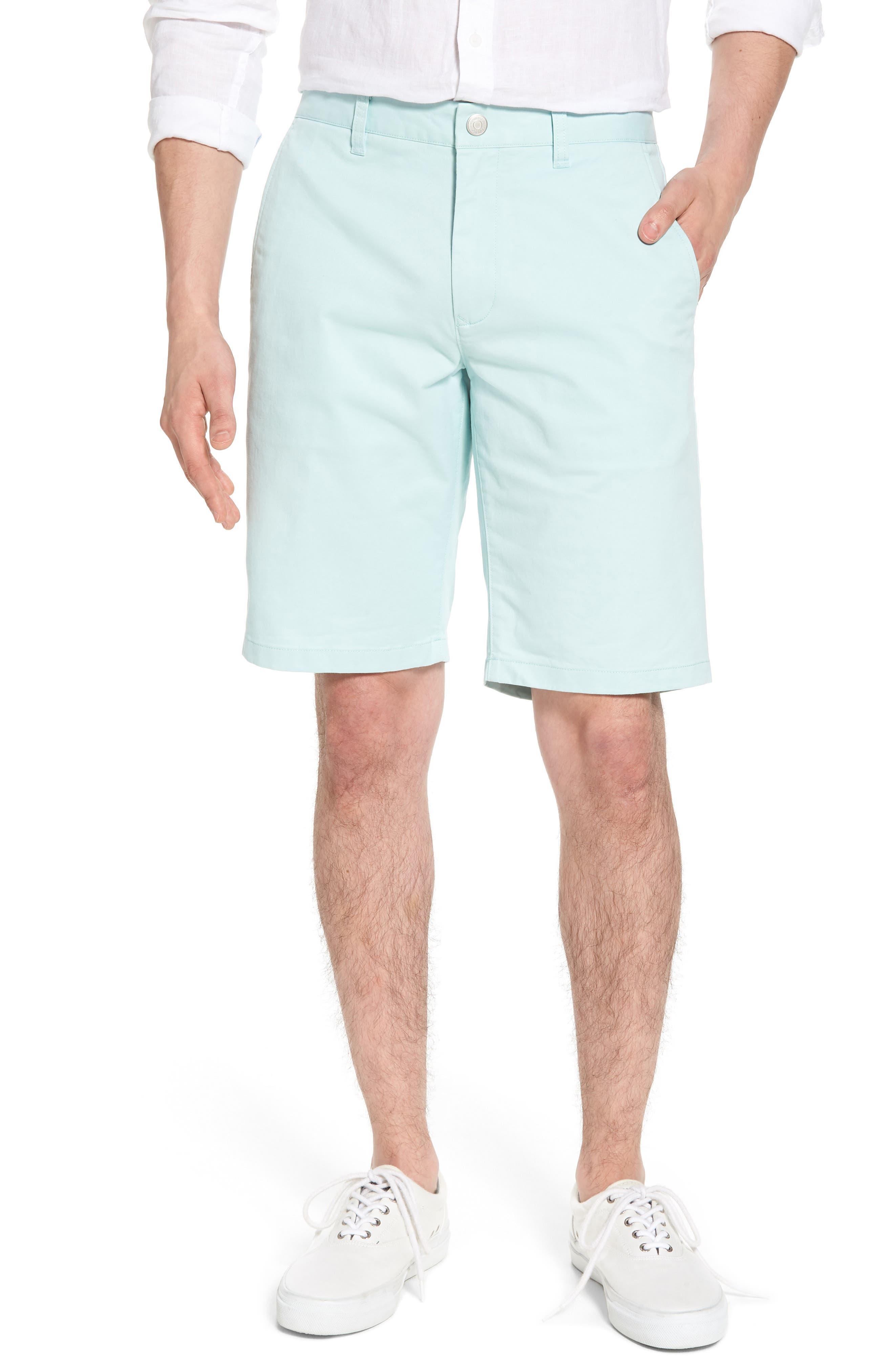 Stretch Washed Chino 11-Inch Shorts,                             Main thumbnail 3, color,