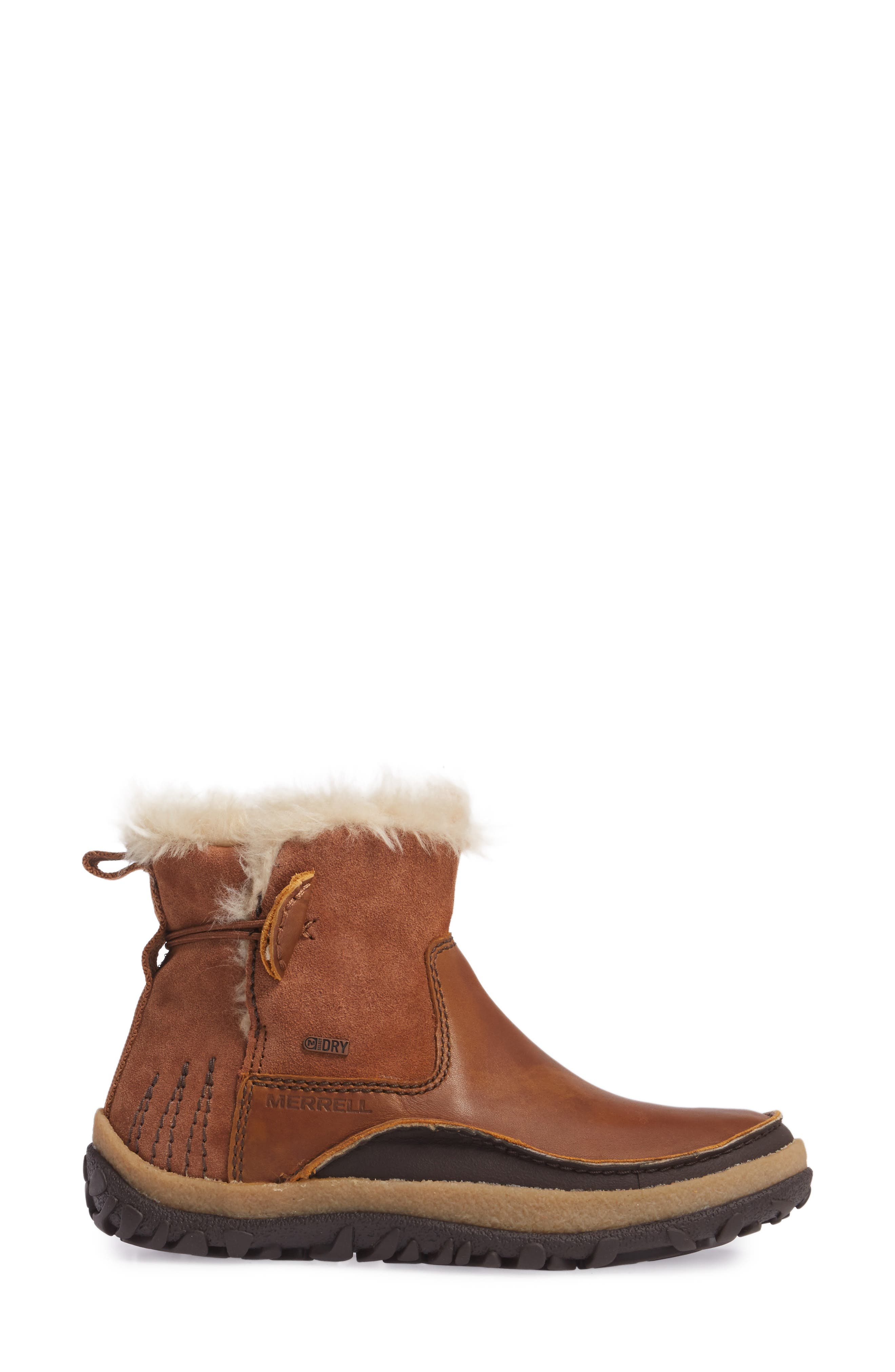 Tremblant Pull-On Polar Waterproof Bootie,                             Alternate thumbnail 10, color,