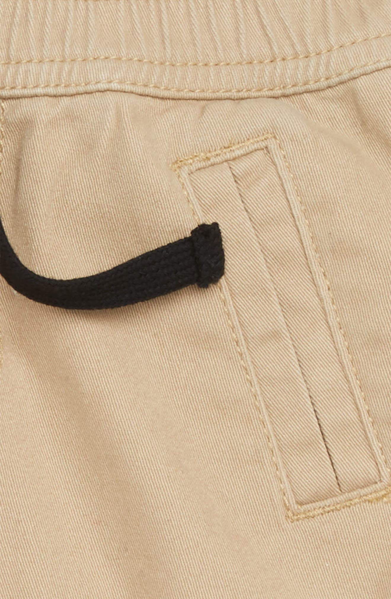 Woven Jogger Pants,                             Alternate thumbnail 2, color,                             TAN STOCK