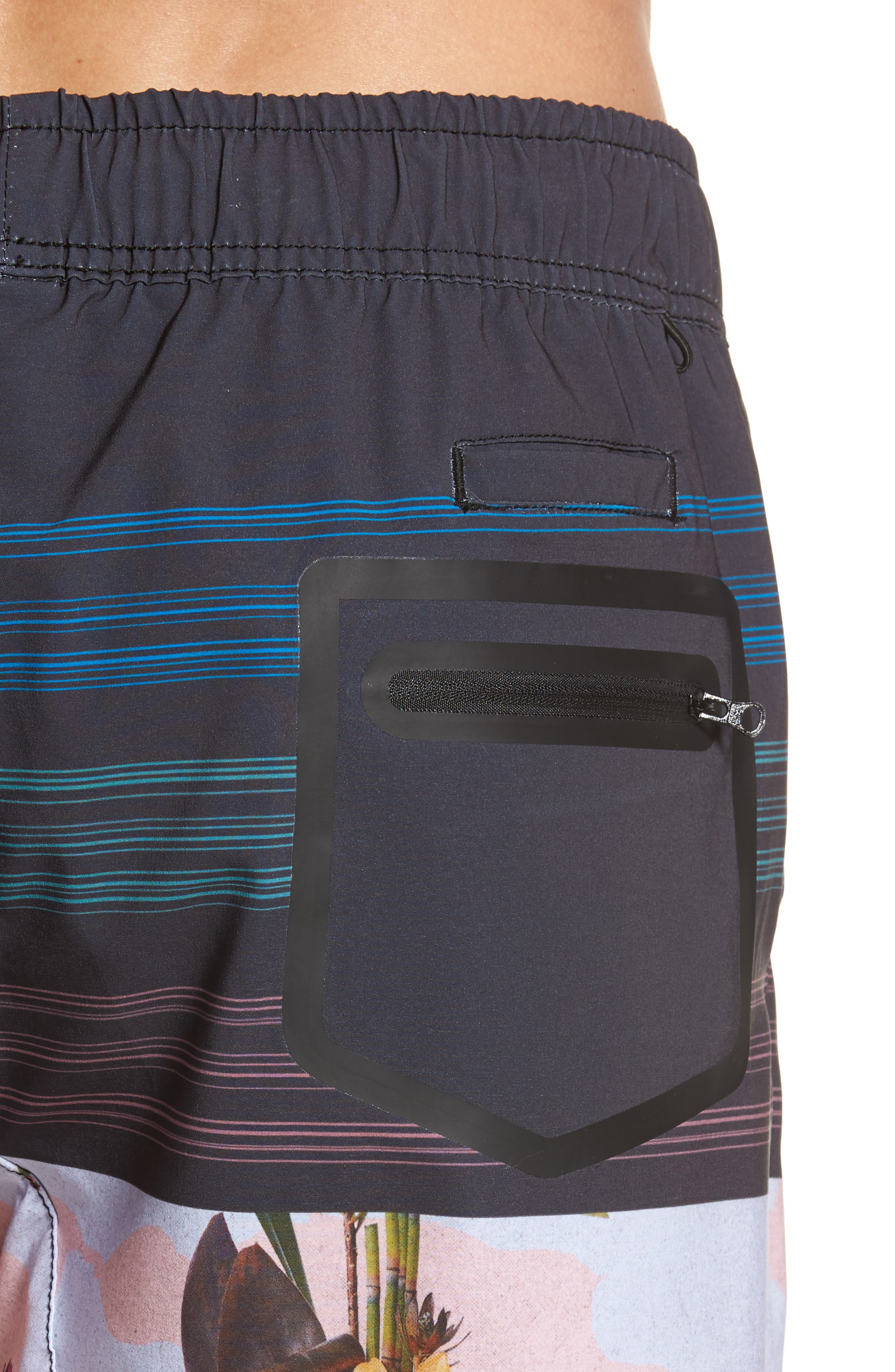Oasis Swim Shorts,                             Alternate thumbnail 4, color,                             001