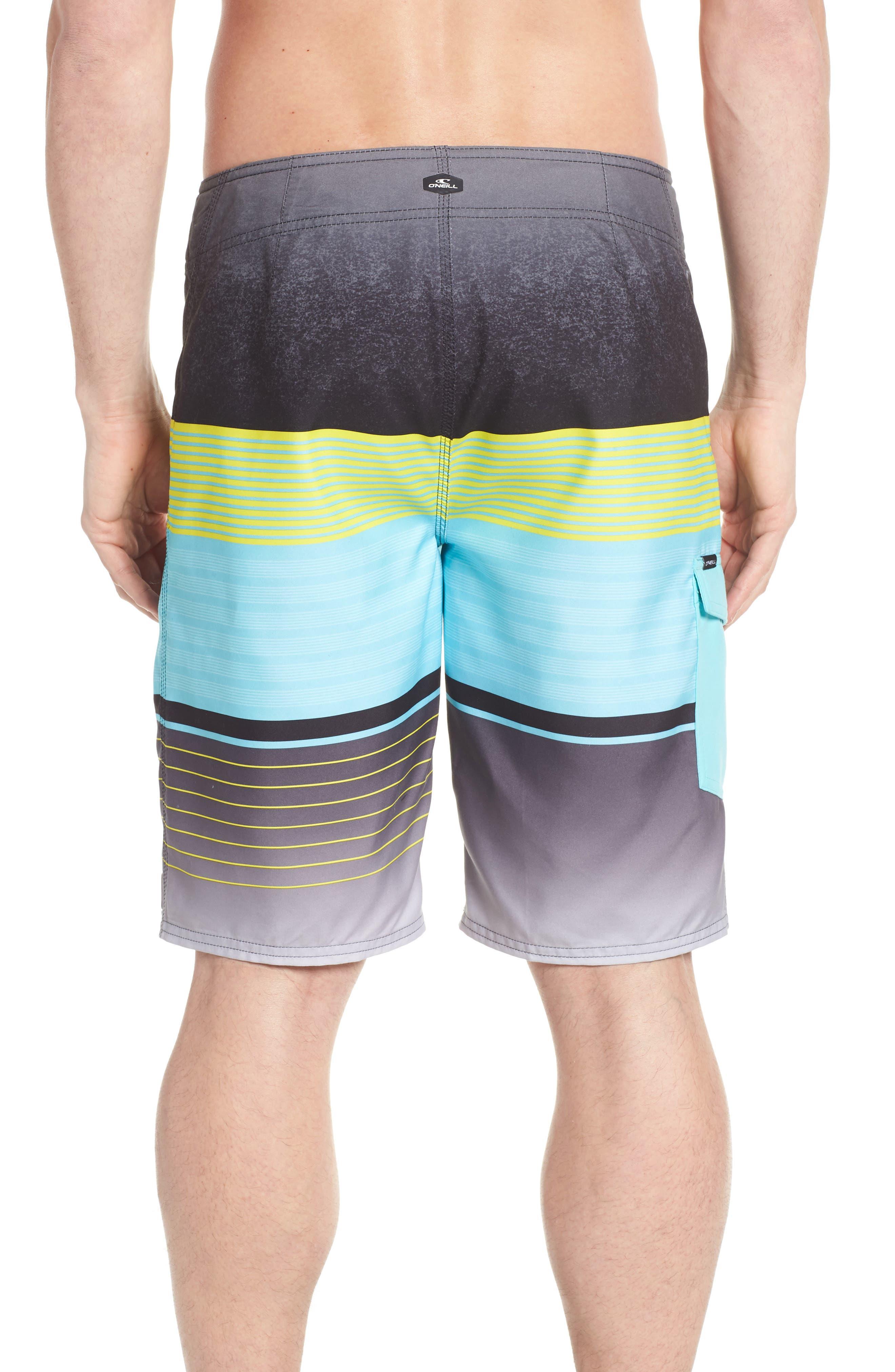 Lennox Board Shorts,                             Alternate thumbnail 9, color,