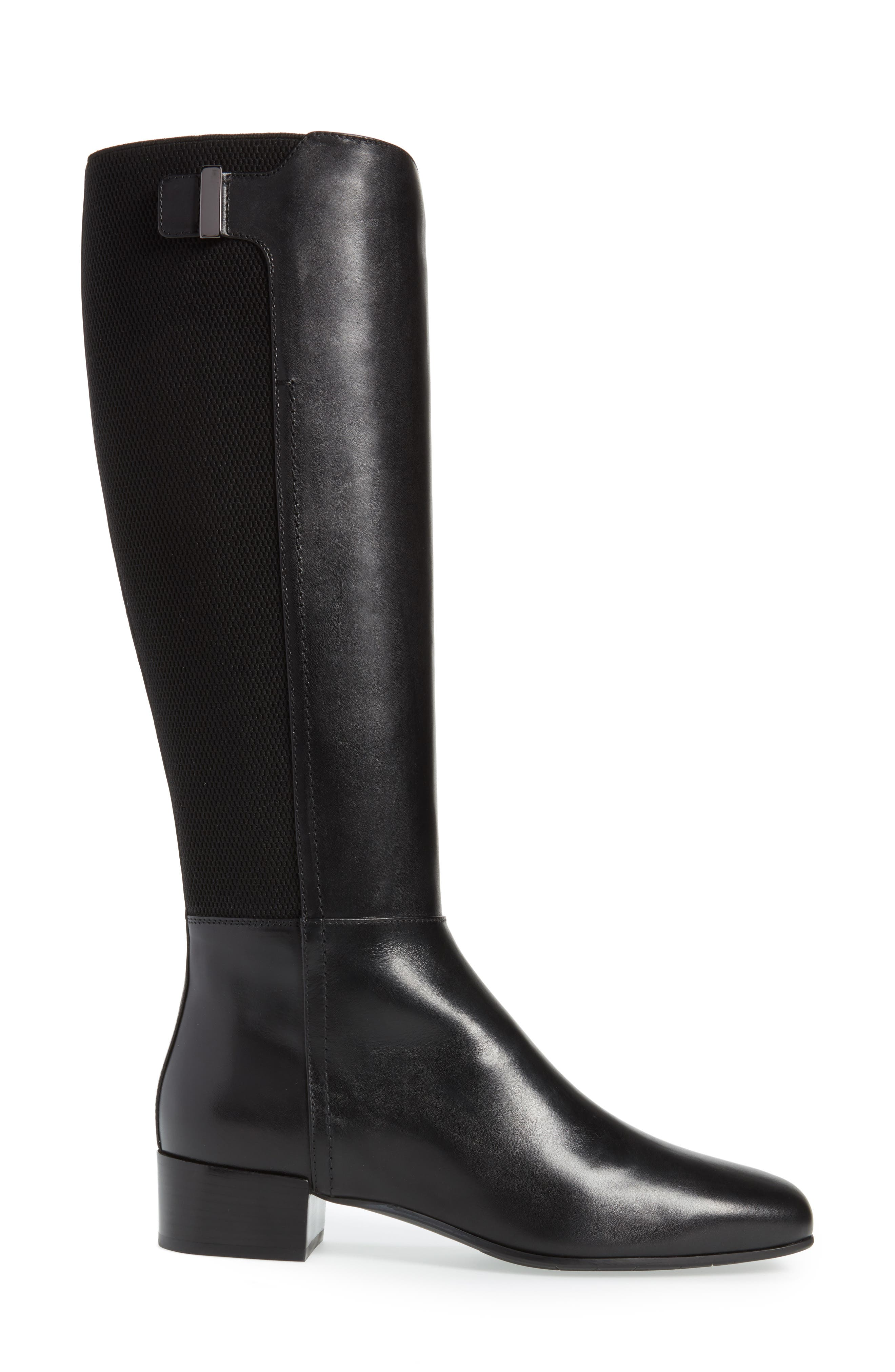 Letizia Weatherproof Boot,                             Alternate thumbnail 3, color,                             001