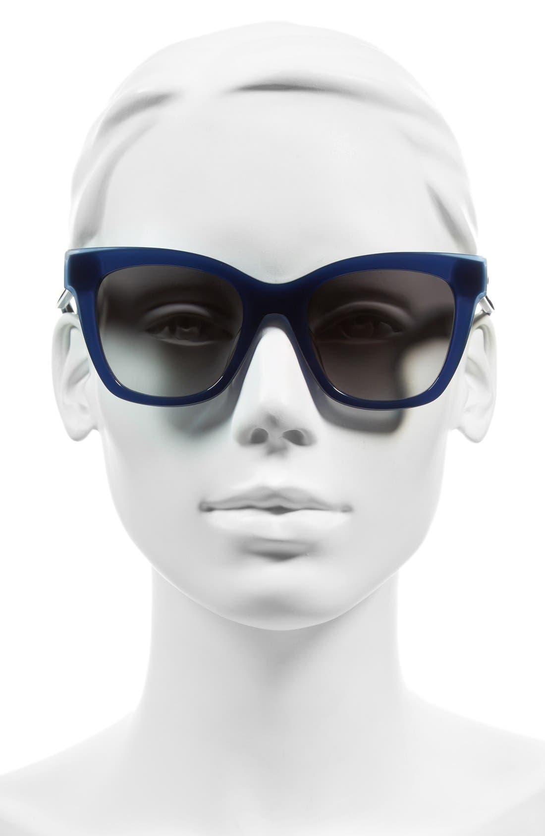 emmylou 51mm sunglasses,                             Alternate thumbnail 9, color,