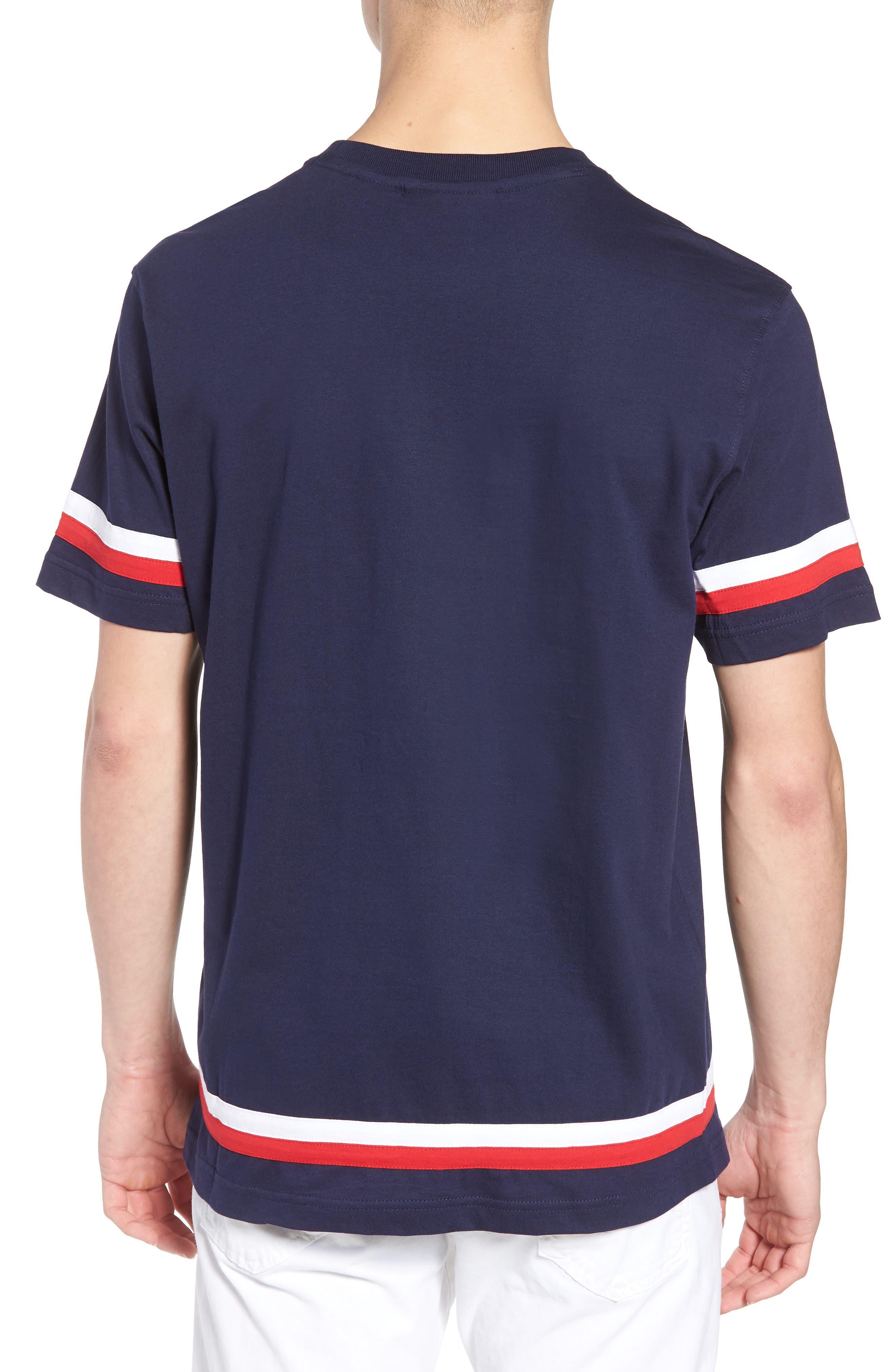 Riley T-Shirt,                             Alternate thumbnail 2, color,                             410