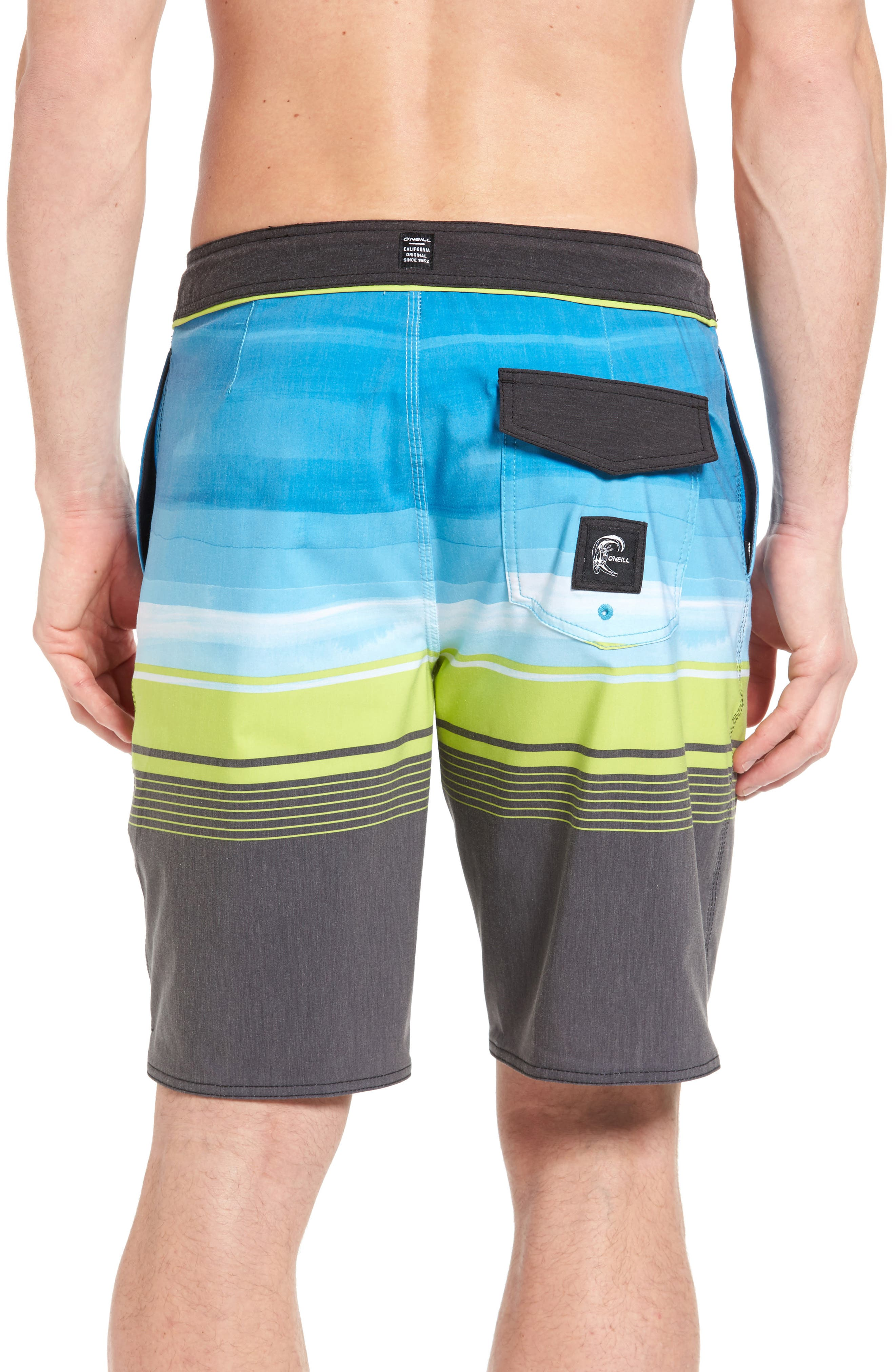 Hyperfreak Source Board Shorts,                             Alternate thumbnail 6, color,