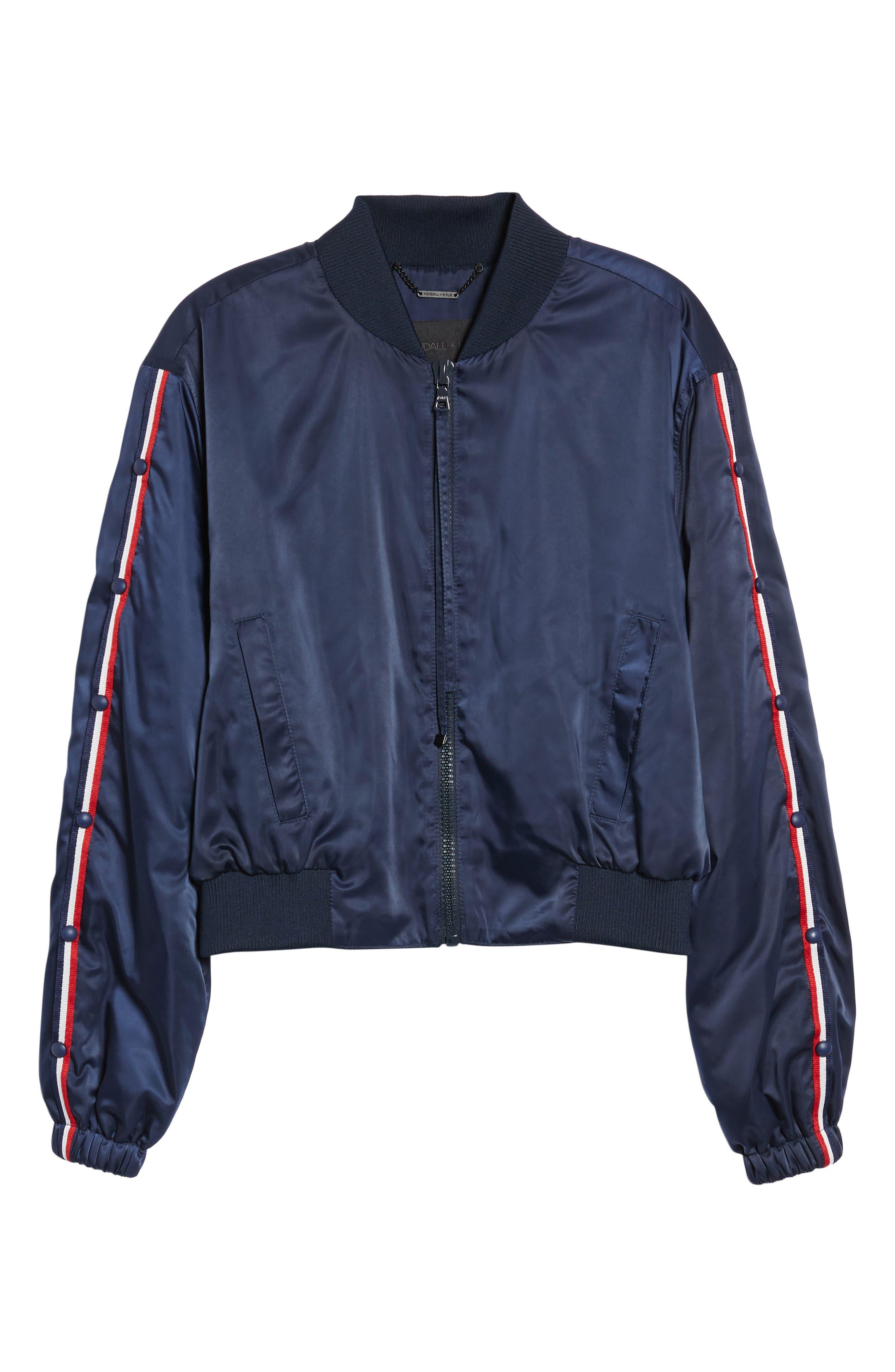 Bomber Jacket,                             Alternate thumbnail 5, color,                             410
