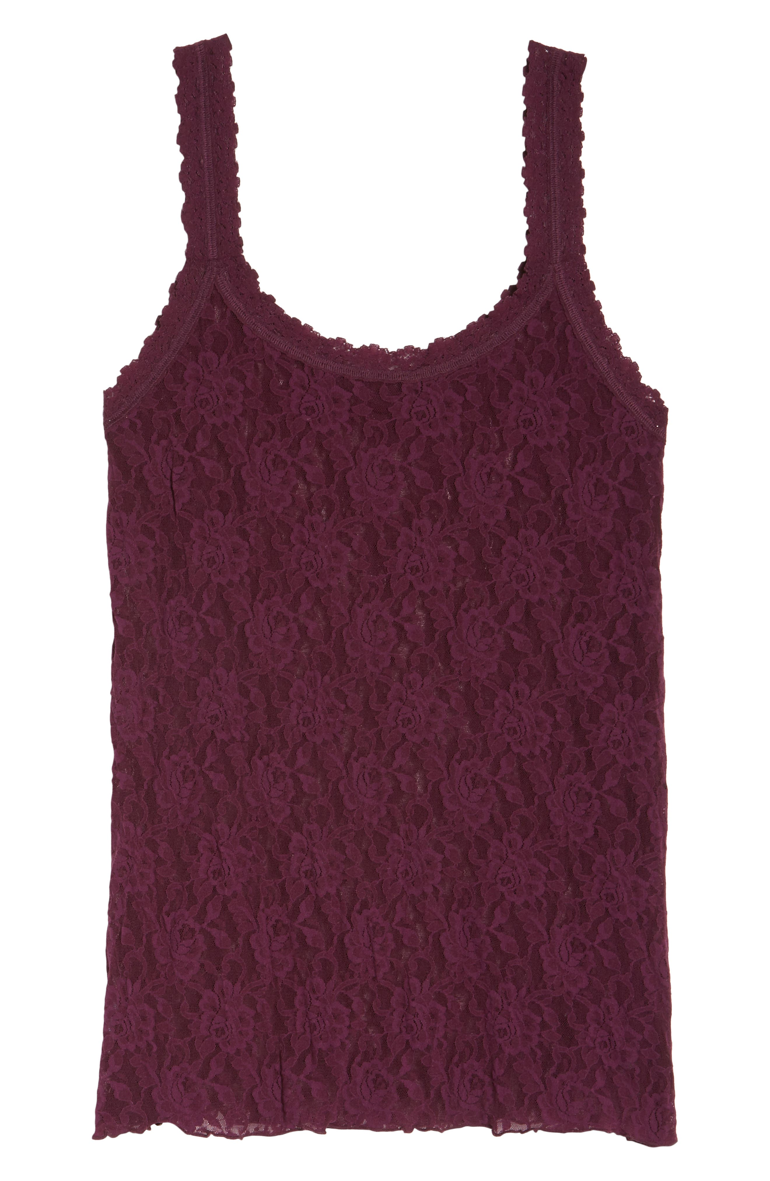 'Signature' Lace Camisole,                             Alternate thumbnail 66, color,
