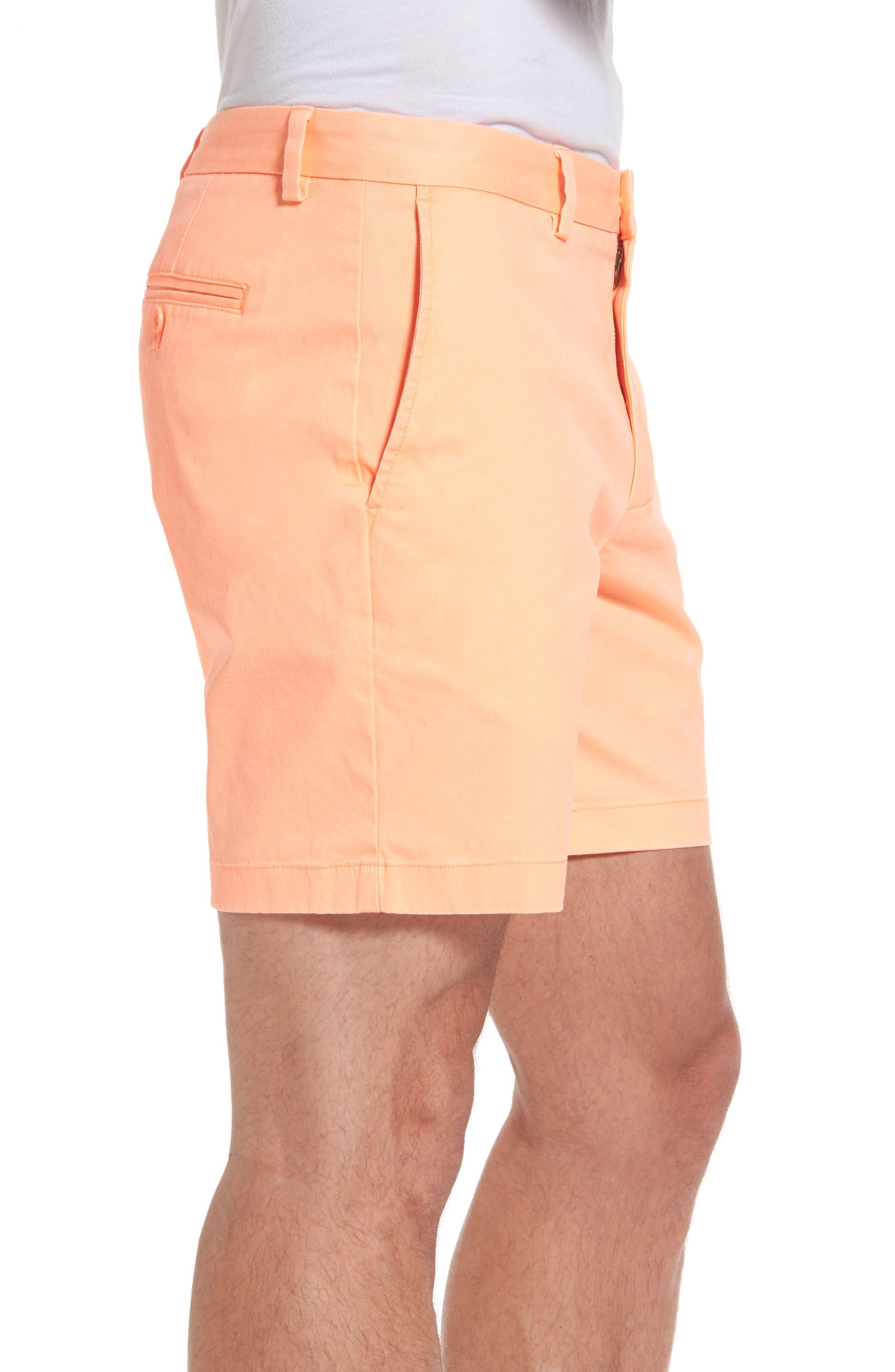 7 Inch Breaker Stretch Shorts,                             Alternate thumbnail 3, color,                             885