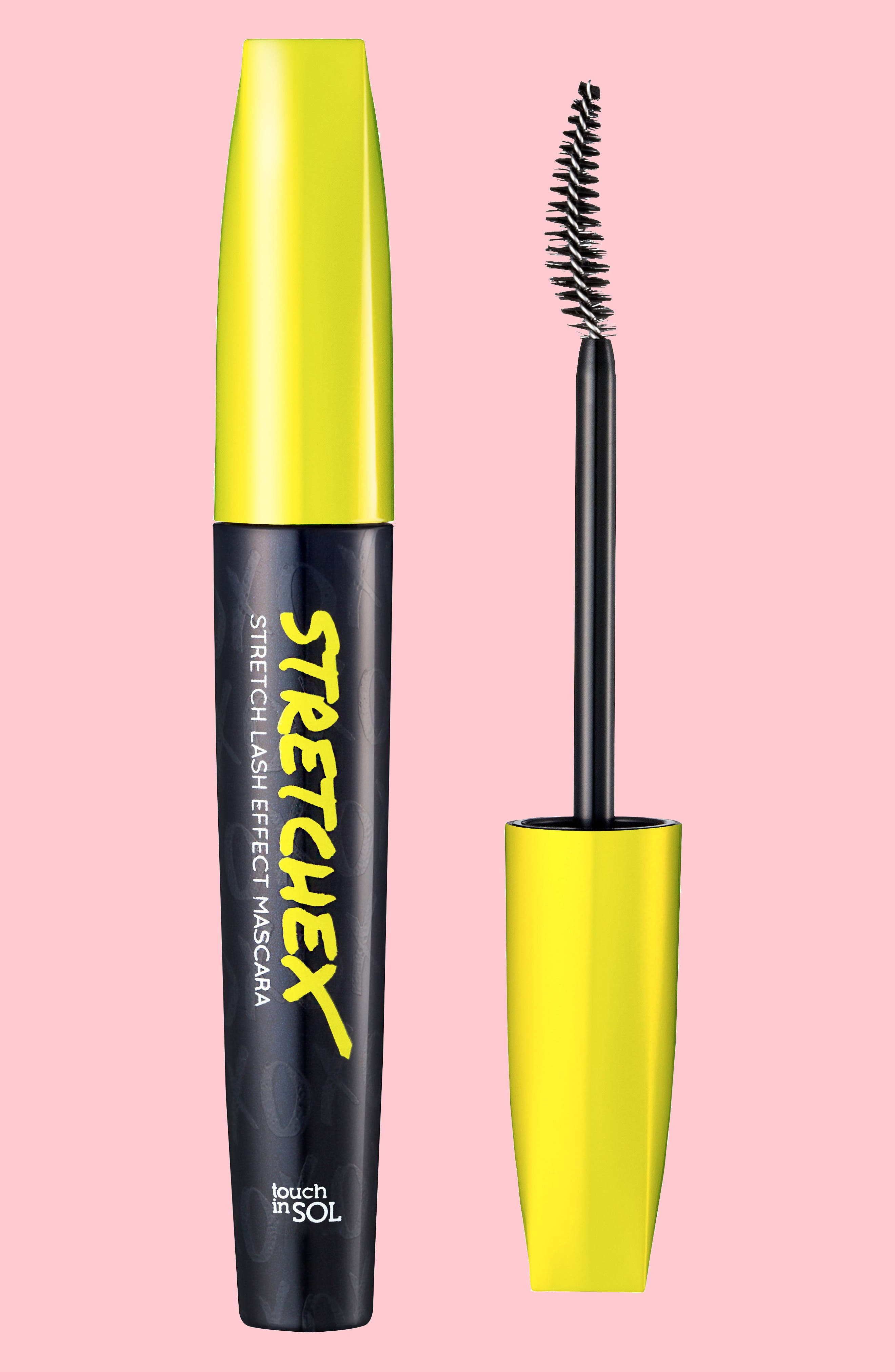 TOUCH IN SOL,                             Stretchex Stretch Lash Effect Mascara,                             Main thumbnail 1, color,                             001