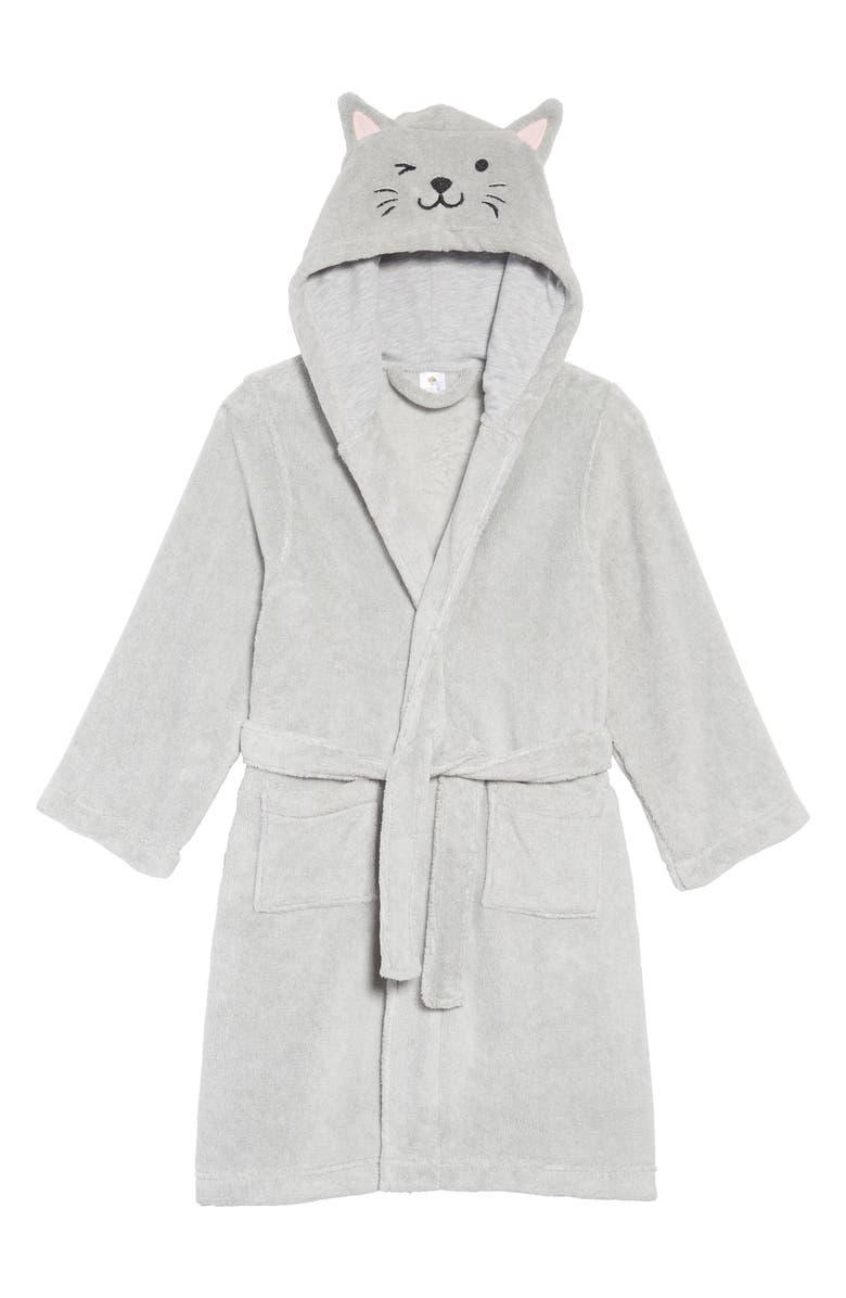 Tucker + Tate Hooded Robe (Toddler Girls 814840d85