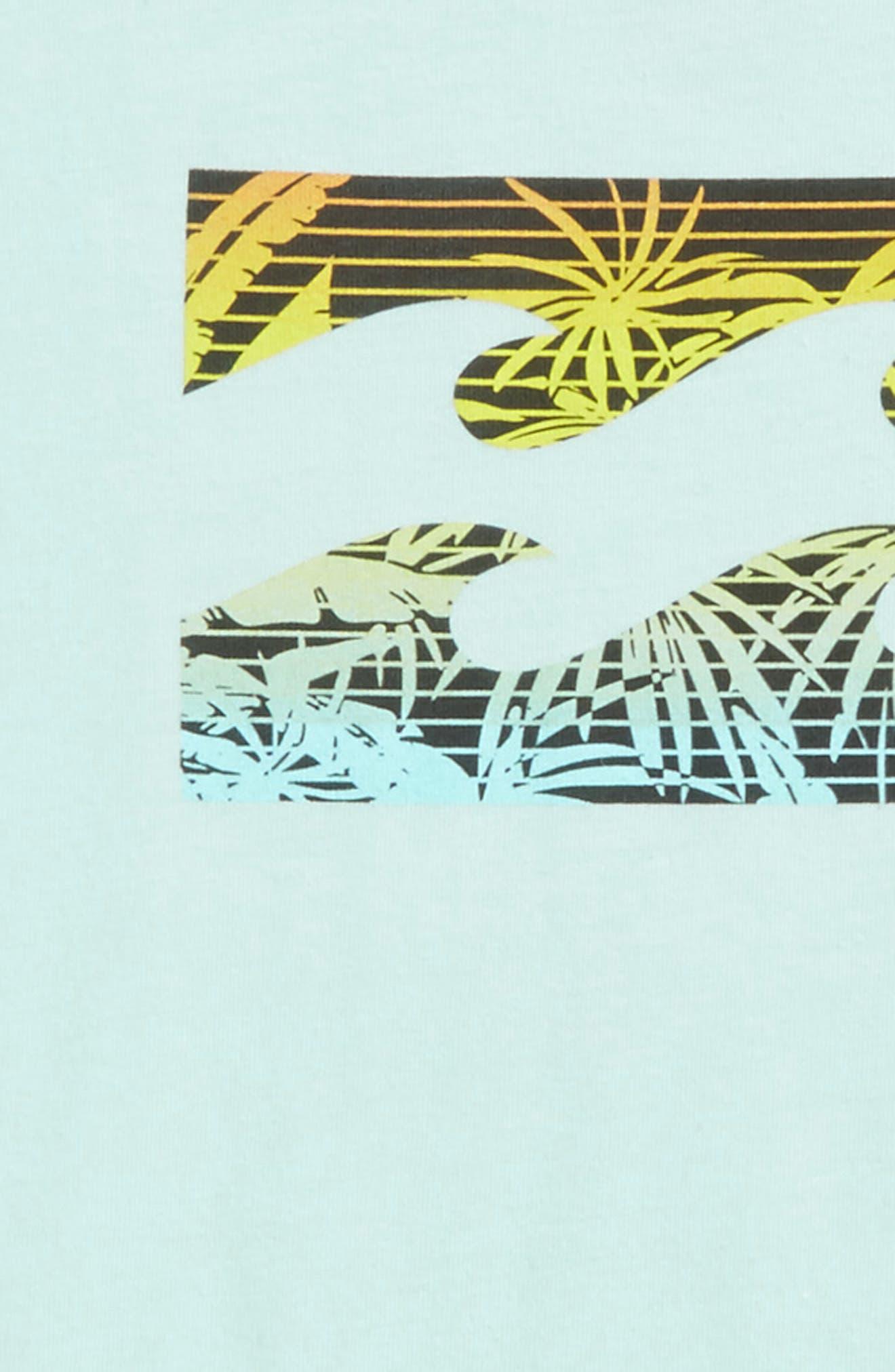 Team Wave Graphic T-Shirt,                             Alternate thumbnail 6, color,