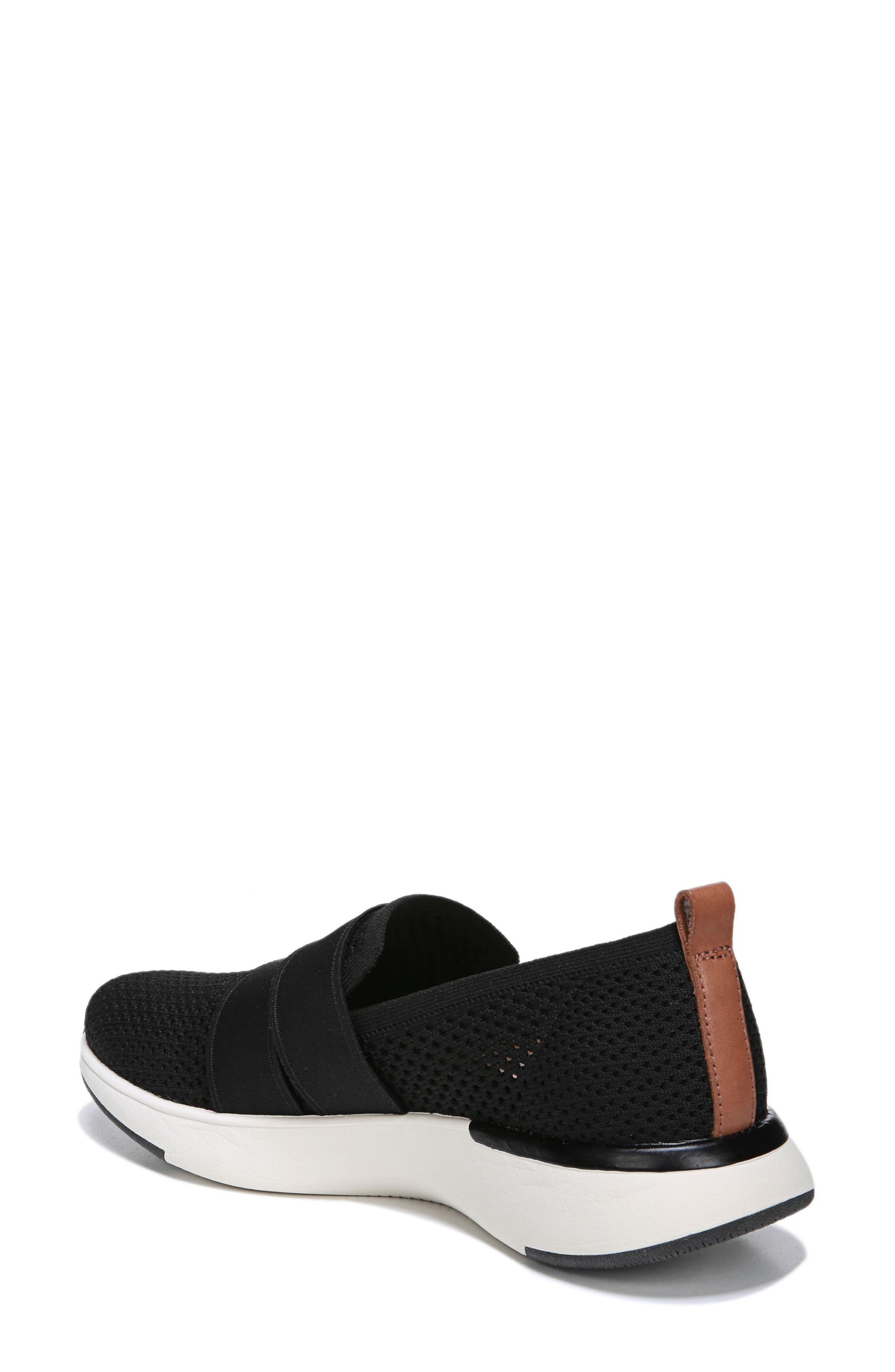 Slay All Day Sneaker,                             Alternate thumbnail 2, color,                             BLACK FABRIC