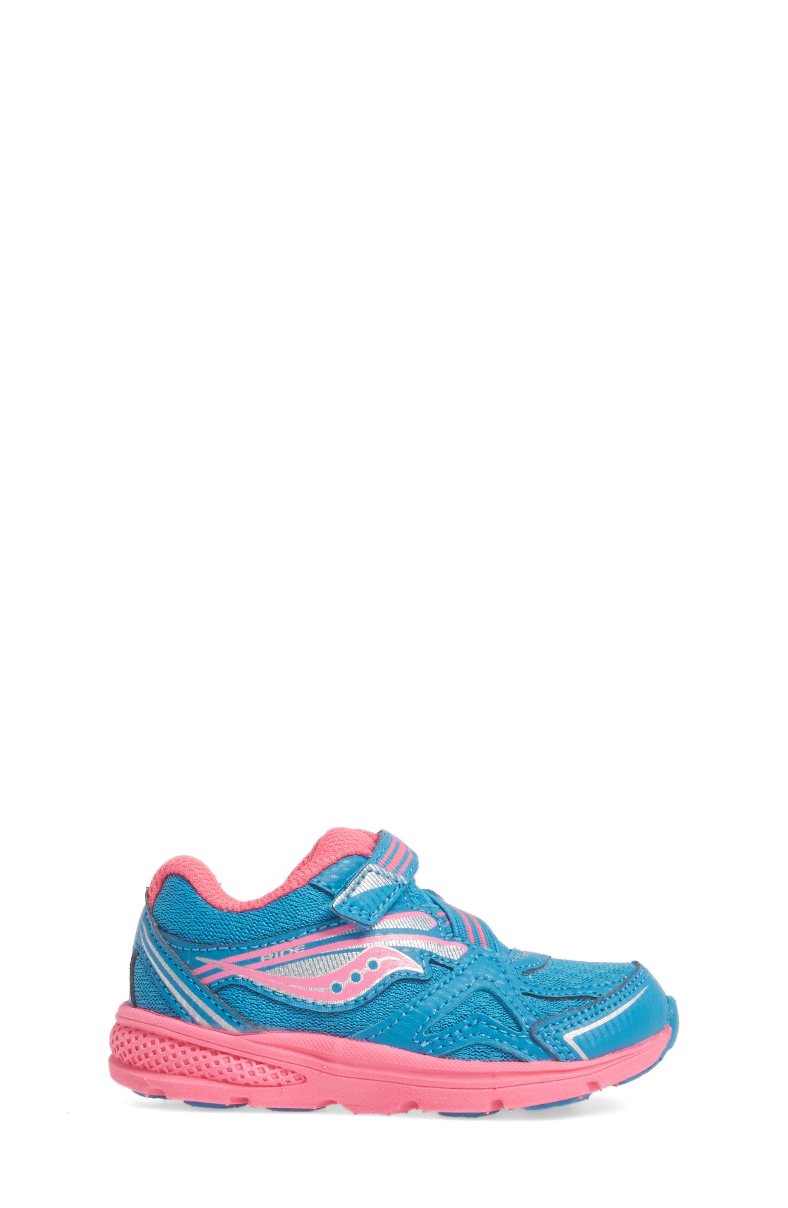 'Baby Ride' Sneaker,                             Alternate thumbnail 3, color,                             401