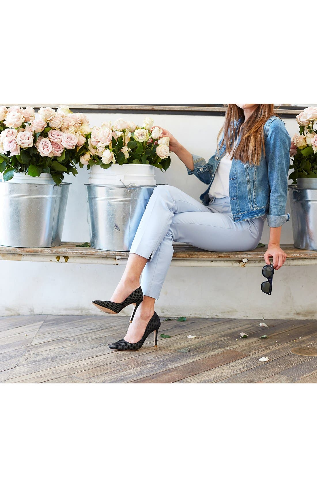 Pointy Toe Pump,                             Alternate thumbnail 26, color,