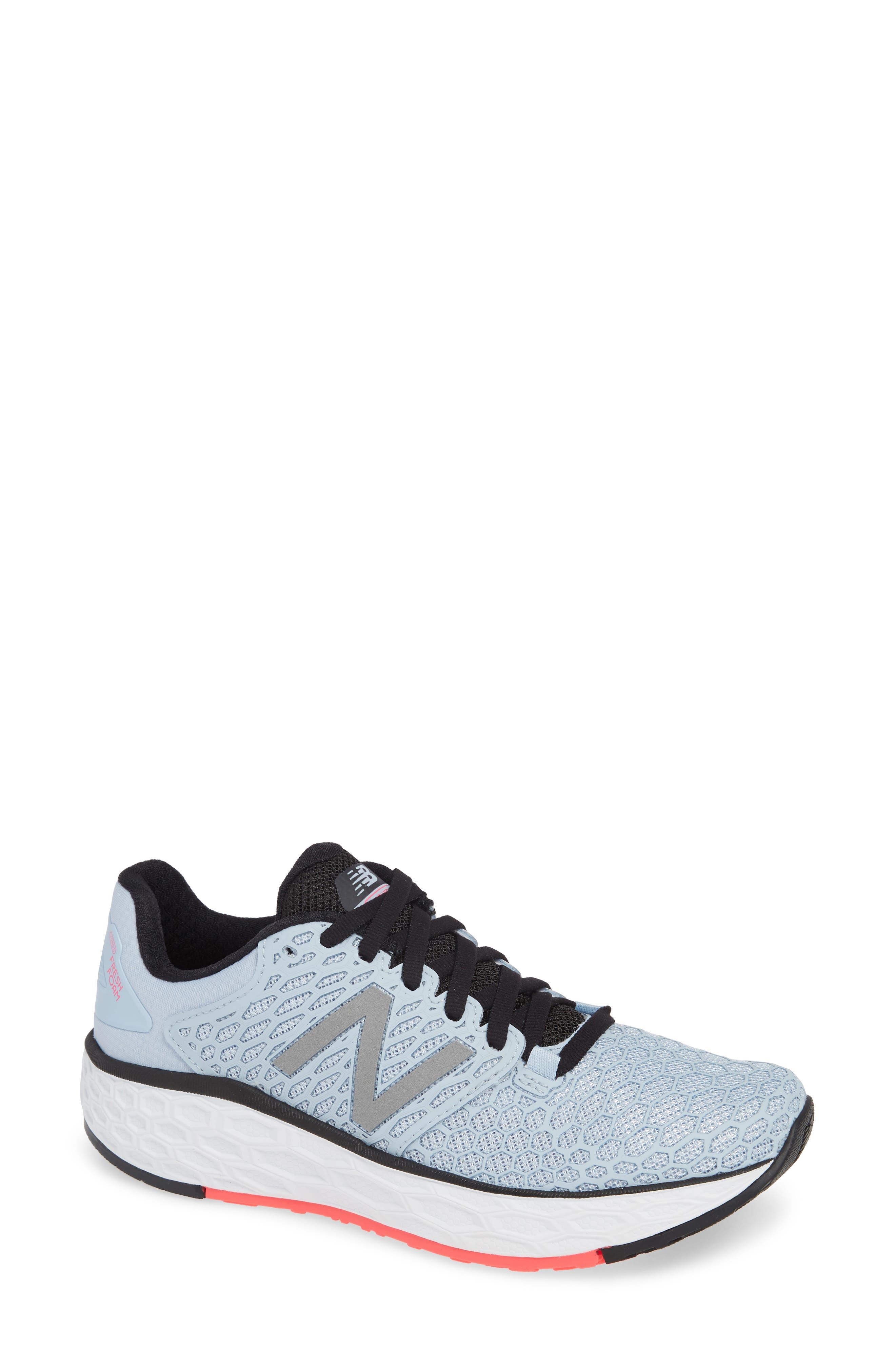Fresh Foam Vongo Running Shoe, Main, color, ICE BLUE