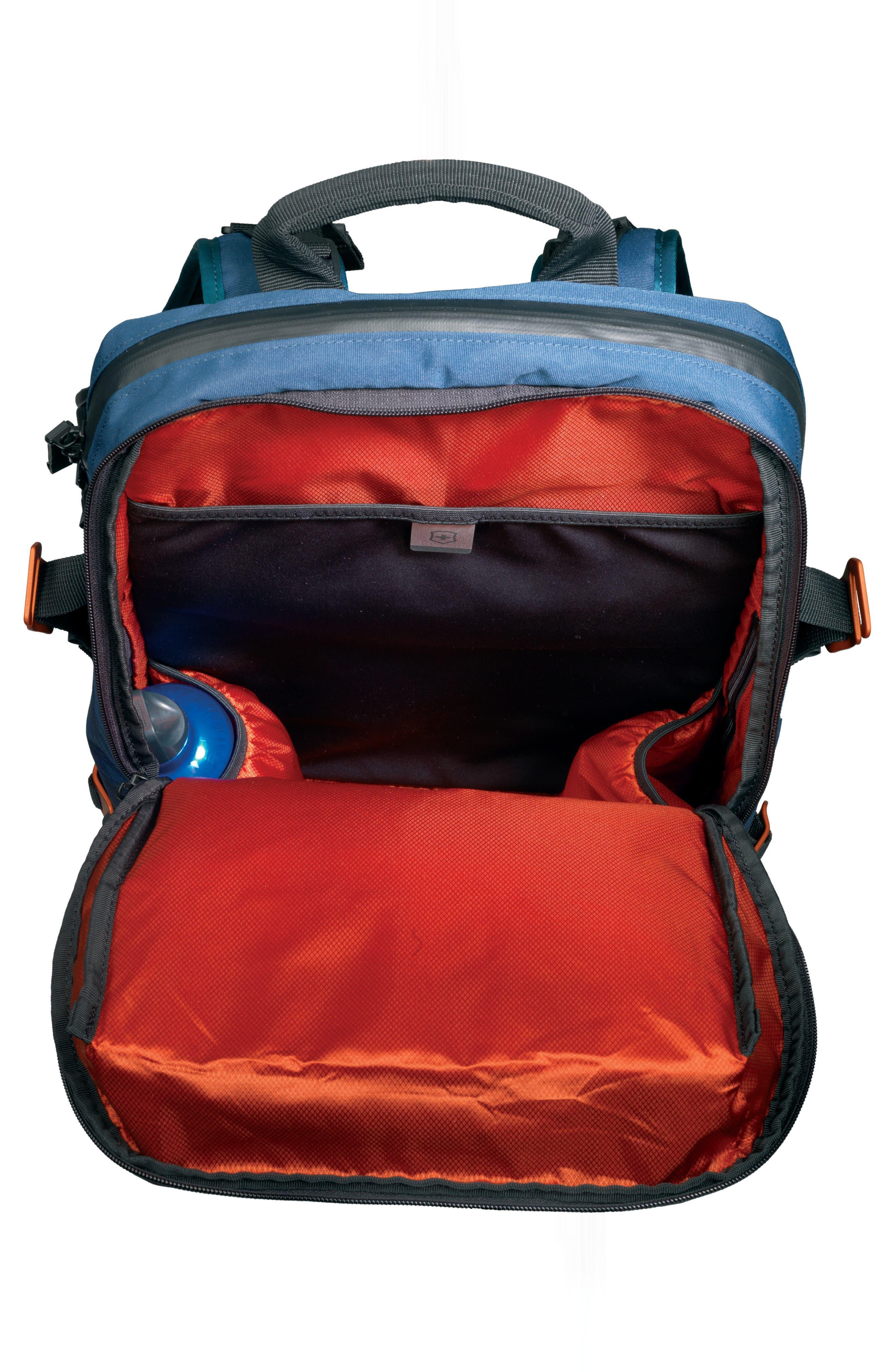 VX Touring Laptop Backpack,                             Alternate thumbnail 2, color,                             DARK TEAL