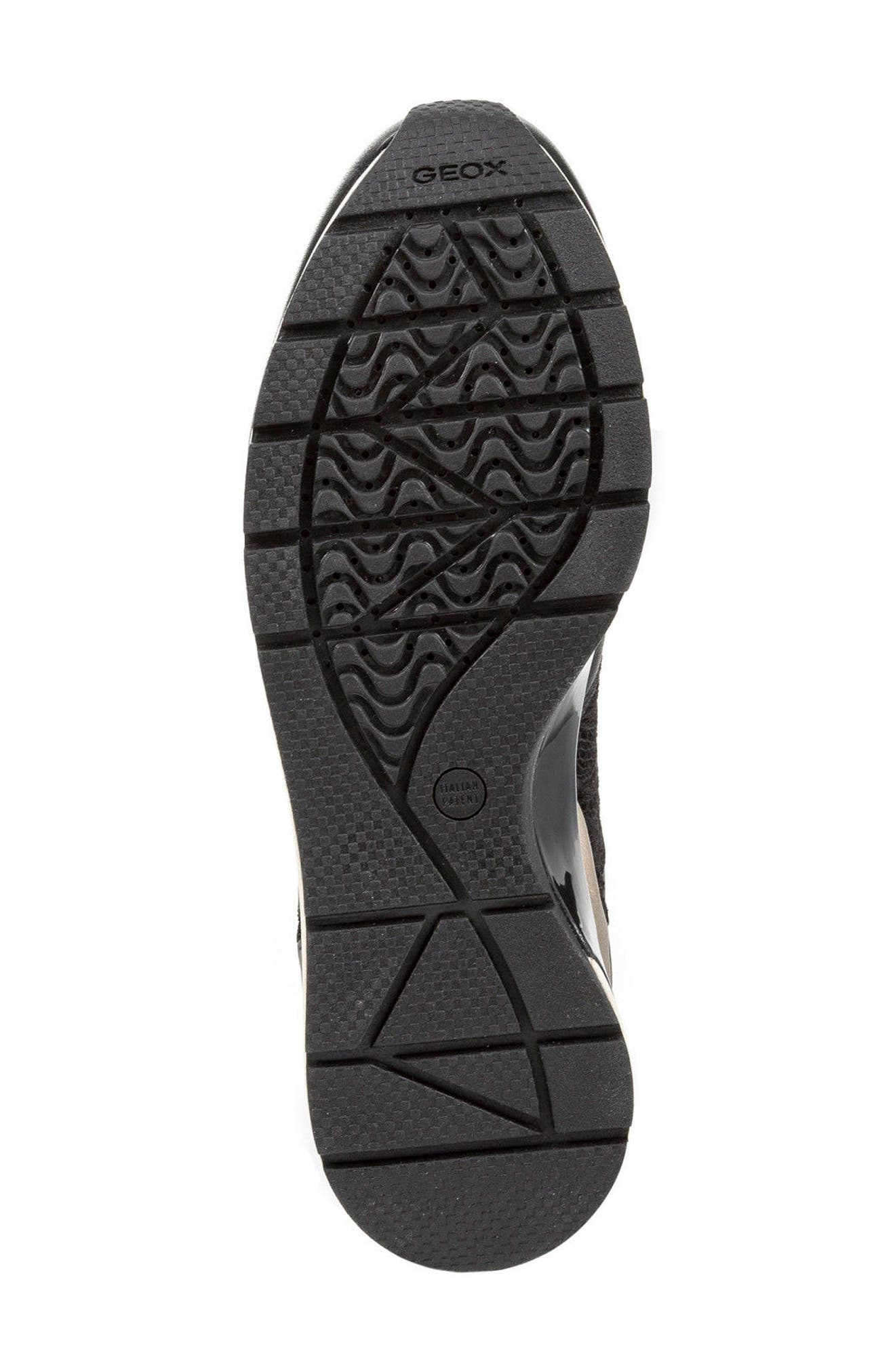 Shahira Sneaker,                             Alternate thumbnail 6, color,                             001