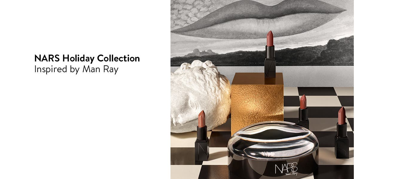 NARS Holiday Collection. Inspired by Man Ray