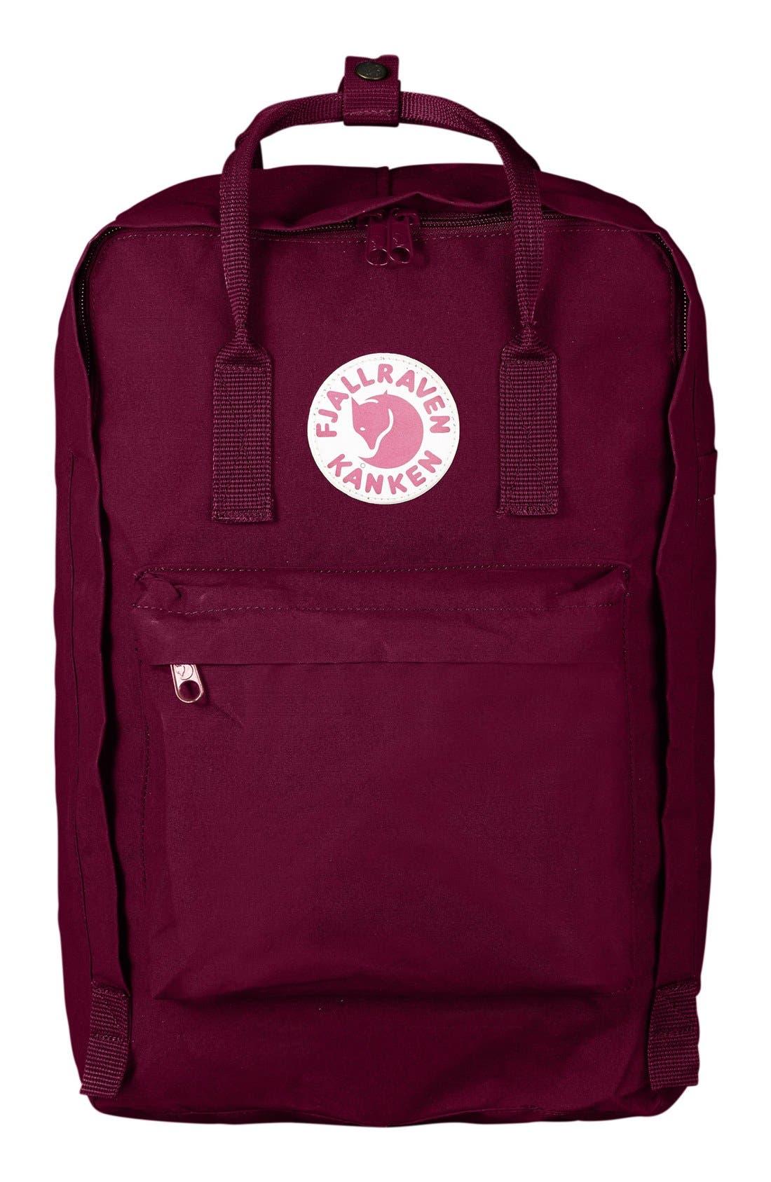 'Kånken' Laptop Backpack,                             Main thumbnail 8, color,