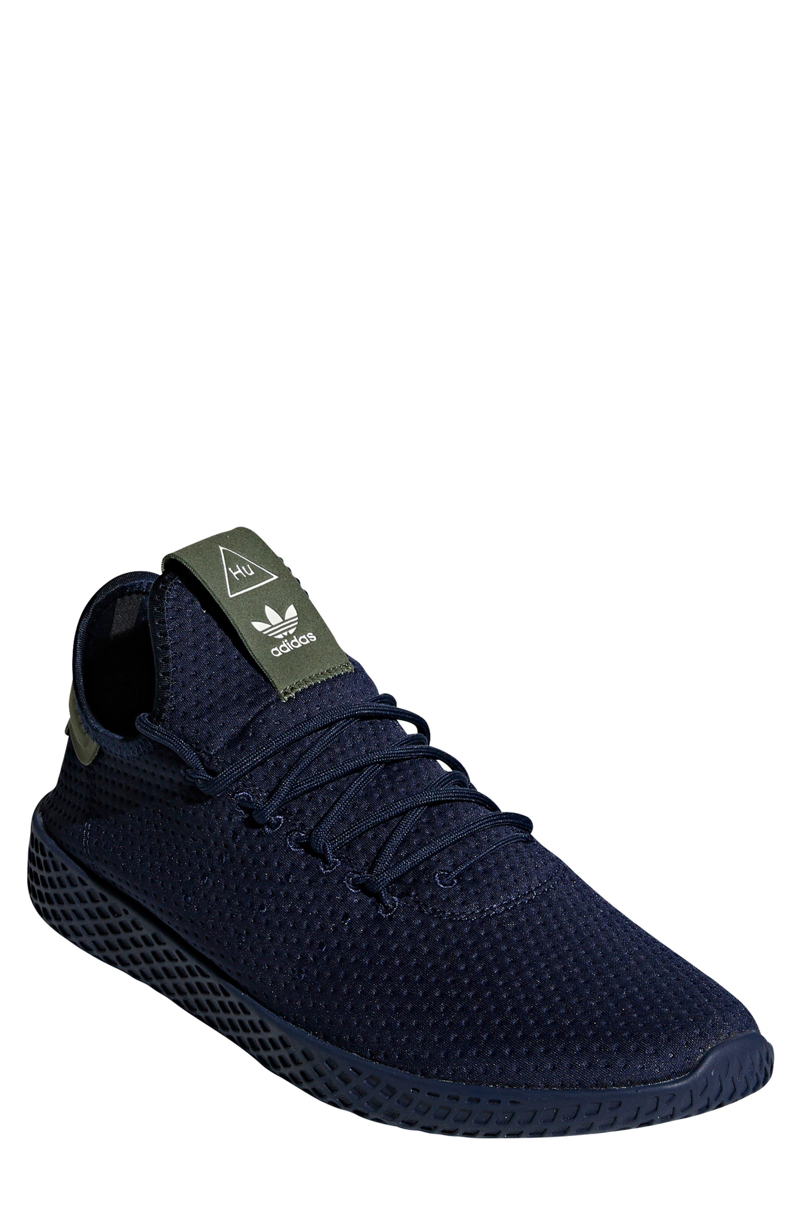 Pharrell Williams Tennis Hu Sneaker,                             Main thumbnail 1, color,                             415