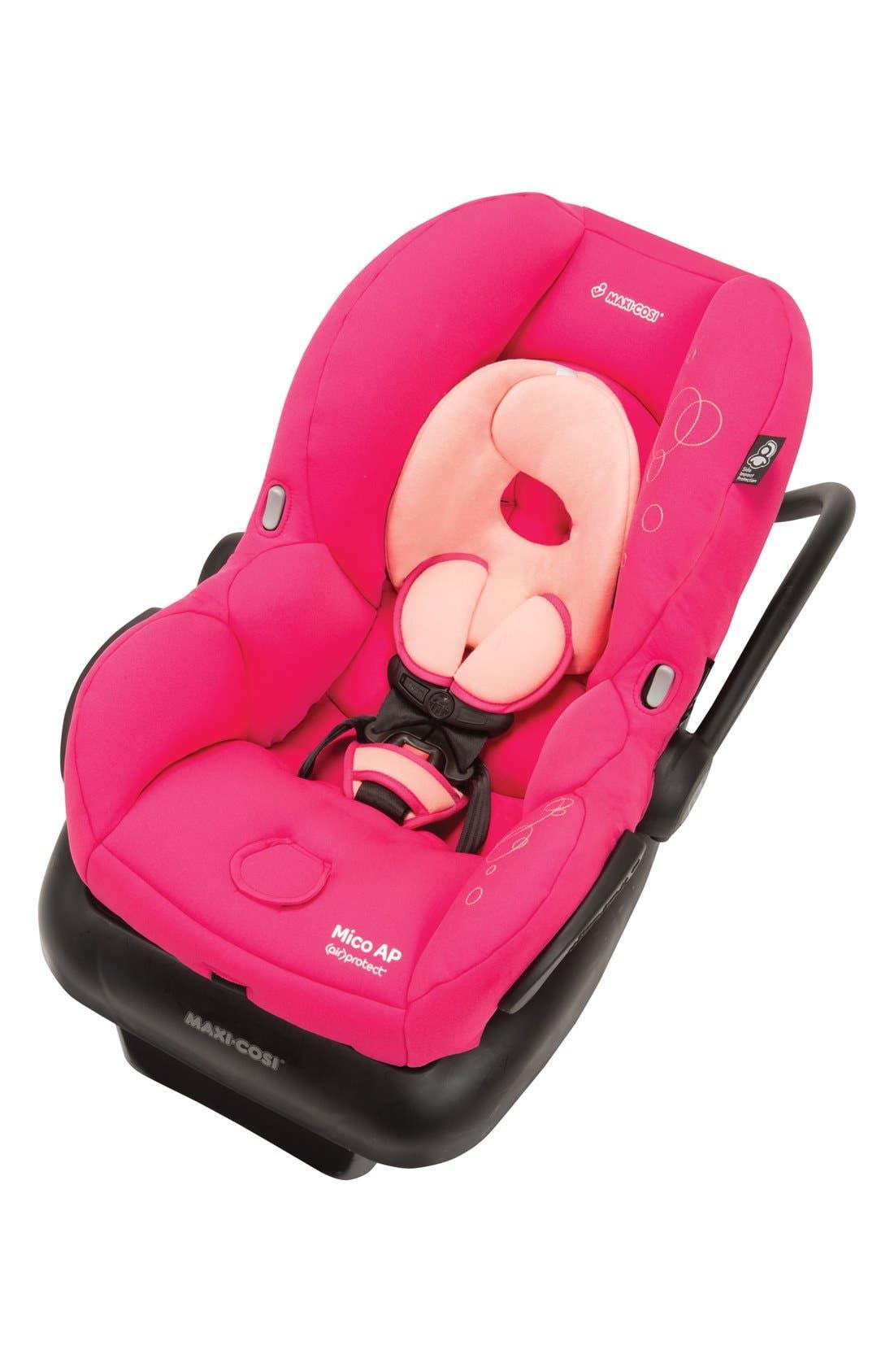 Mico AP Infant Car Seat & Base,                             Alternate thumbnail 13, color,