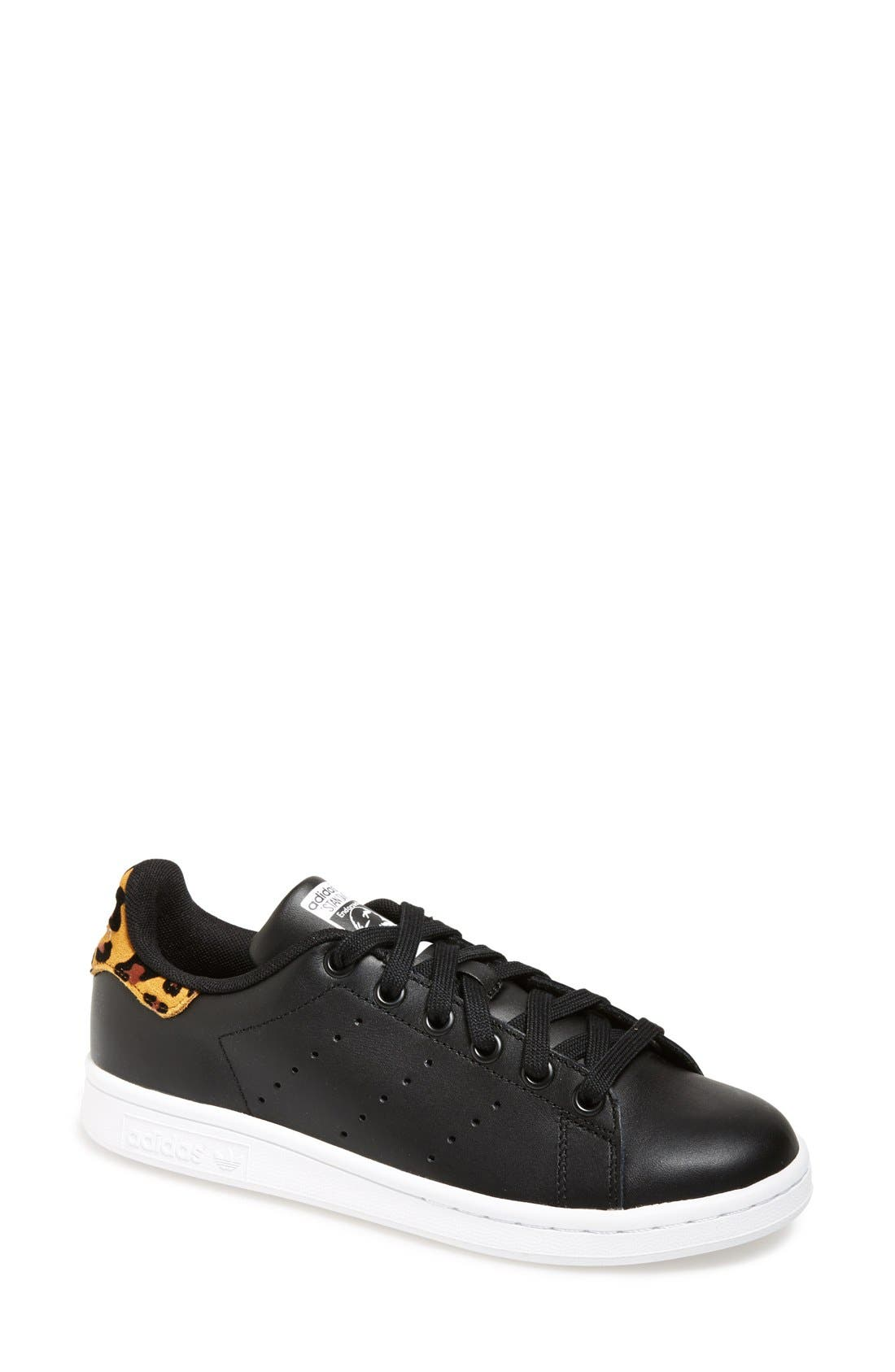'Stan Smith' Sneaker,                         Main,                         color, 001