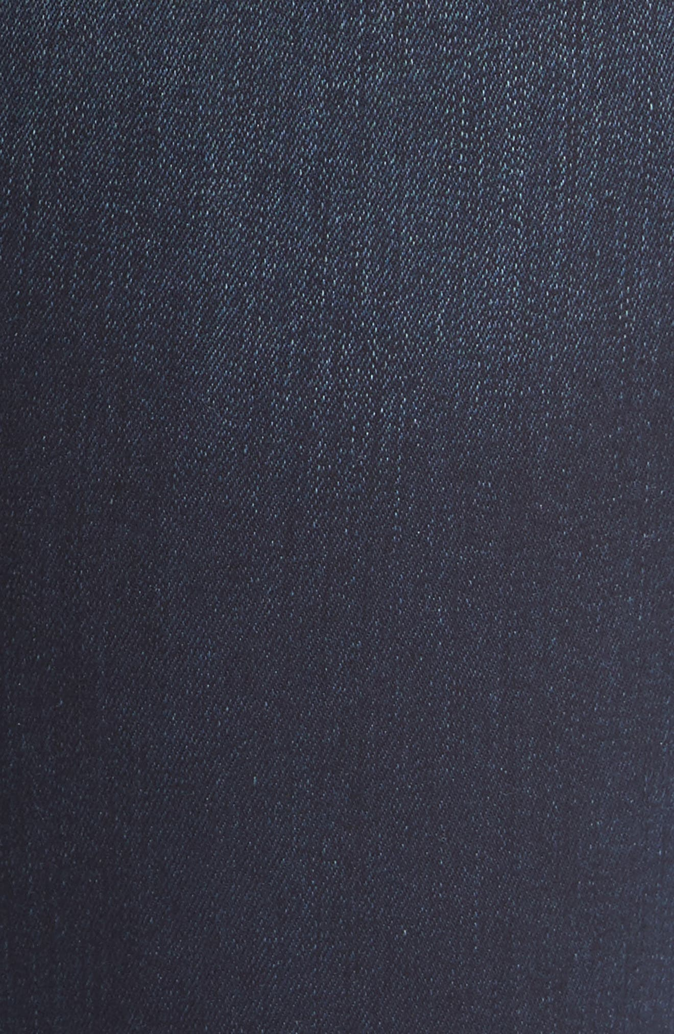 Newton Skinny Jeans,                             Alternate thumbnail 5, color,                             457