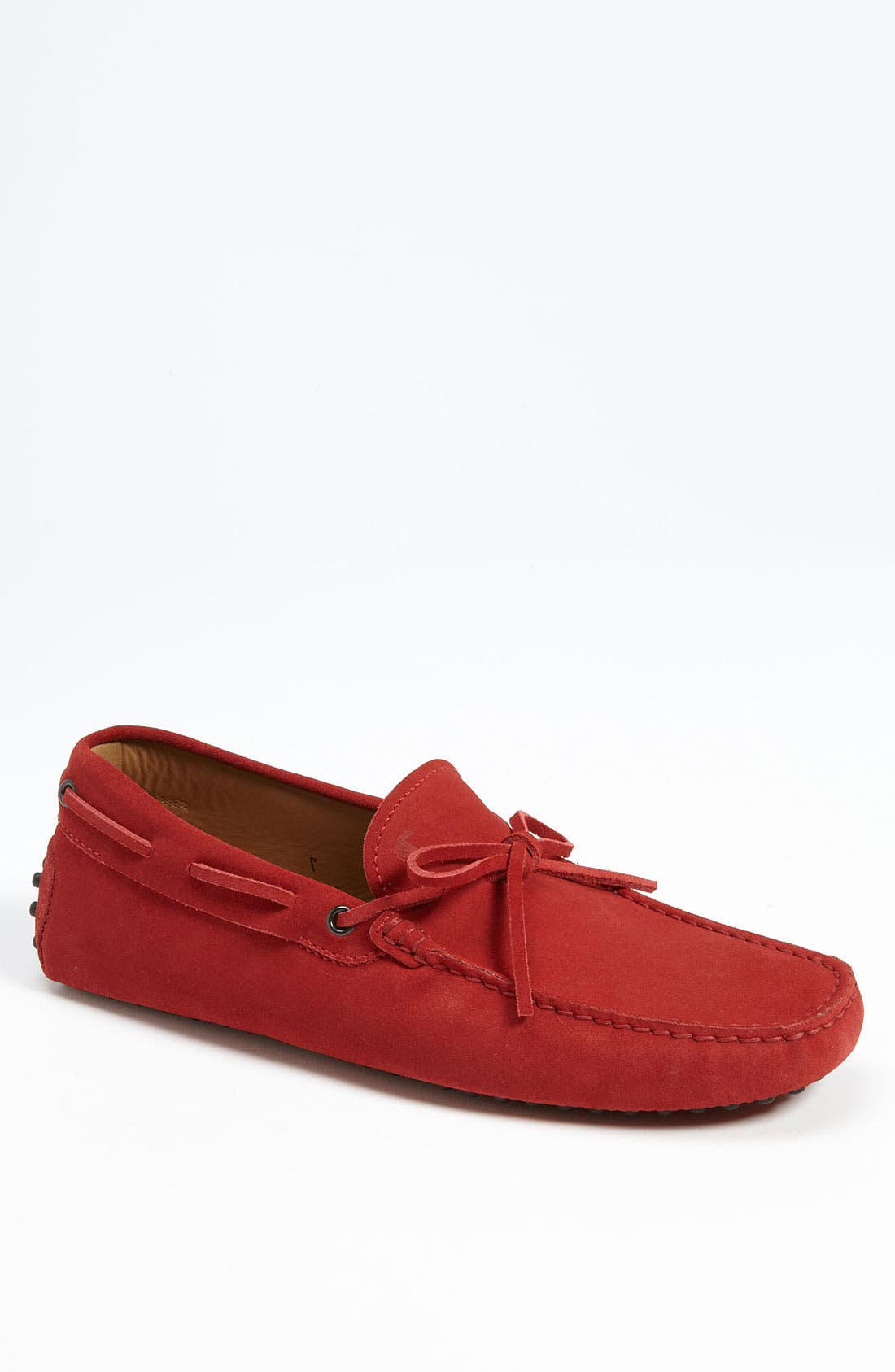 Gommini Tie Front Driving Moccasin,                             Main thumbnail 16, color,