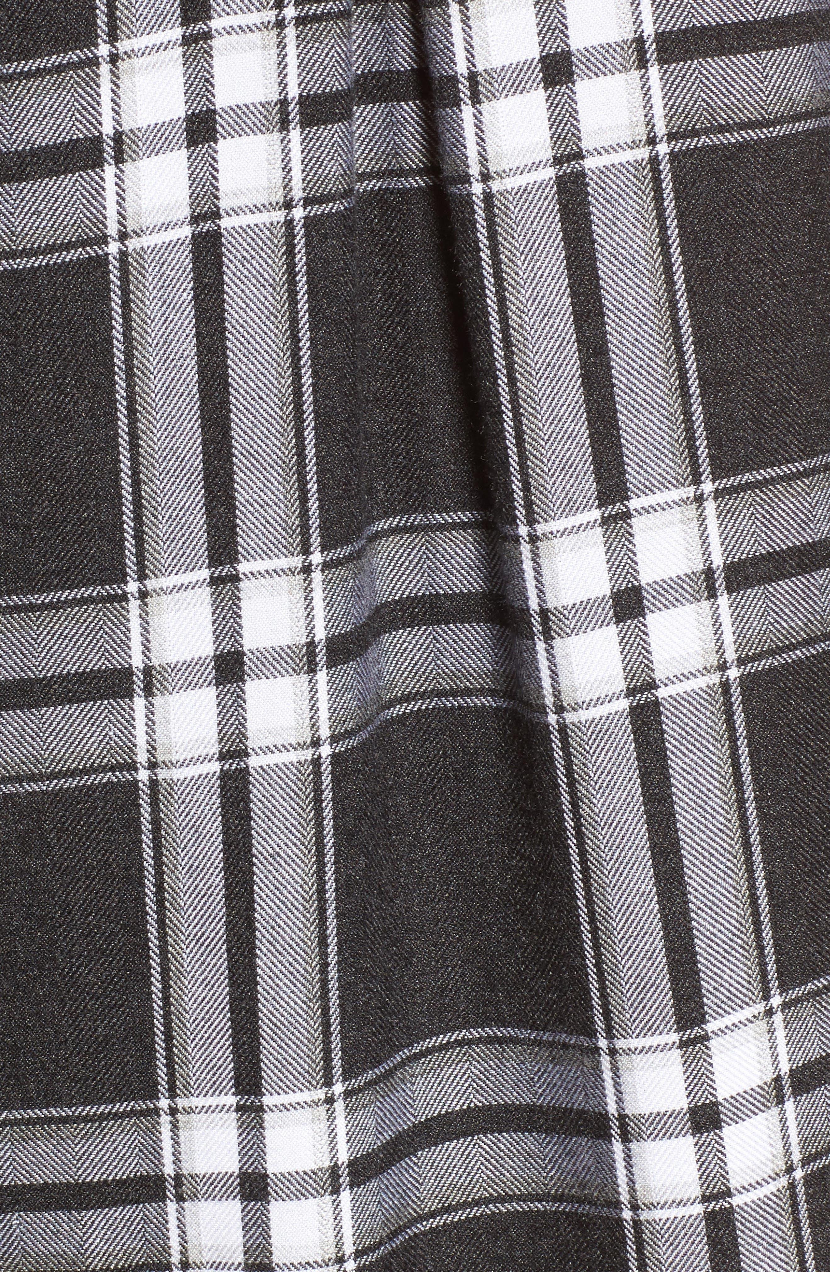 Hunter Plaid Shirt,                             Alternate thumbnail 569, color,