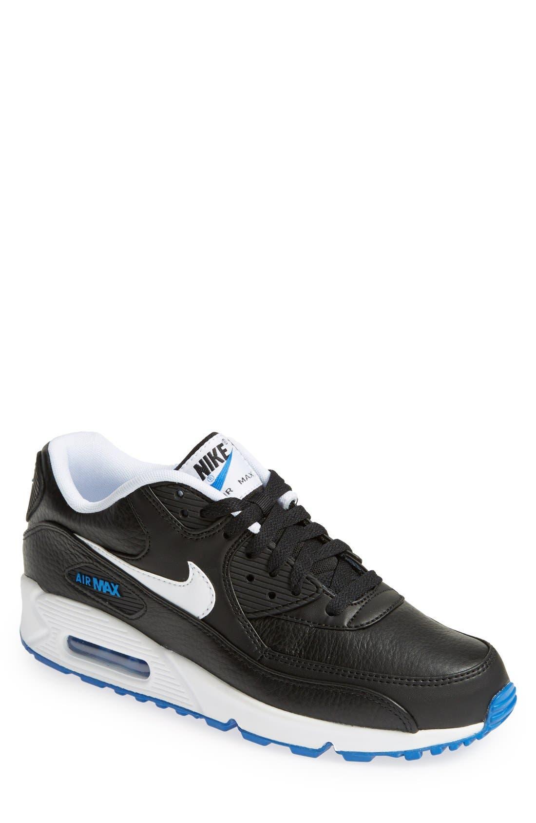 NIKE 'Air Max 90 LTR' Sneaker, Main, color, 001