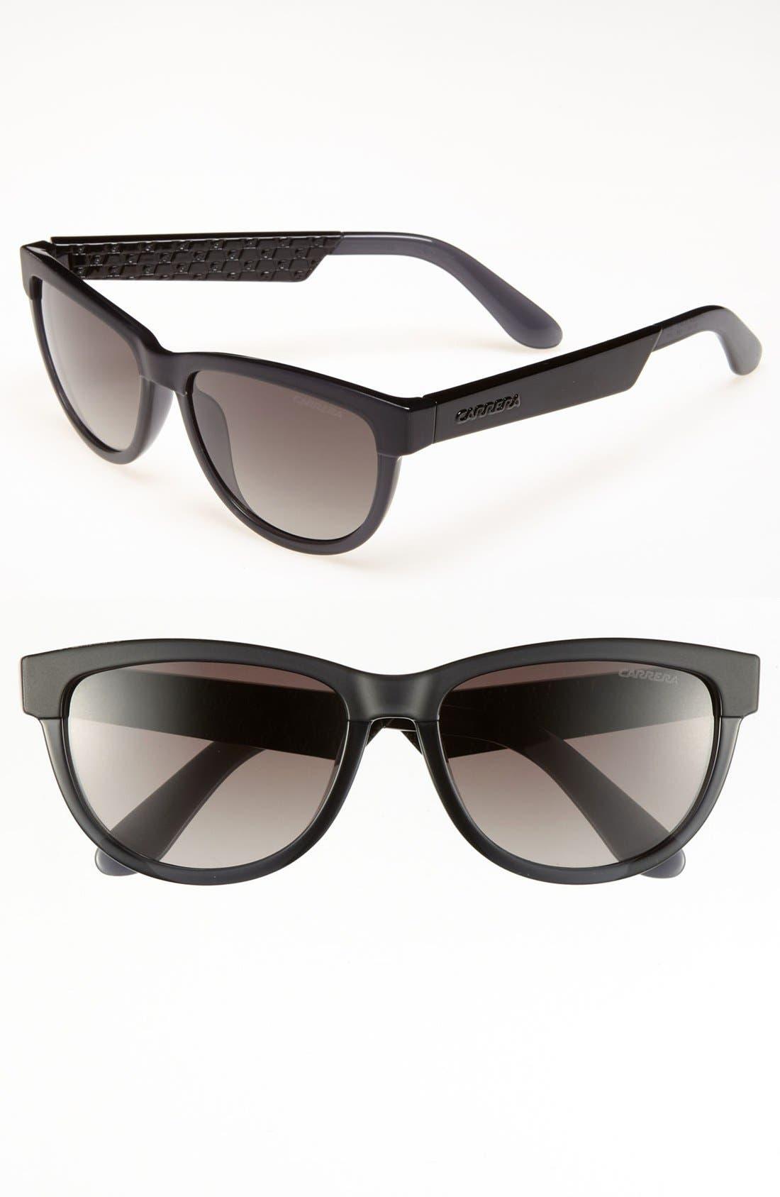 55mm Sunglasses,                             Main thumbnail 1, color,                             020