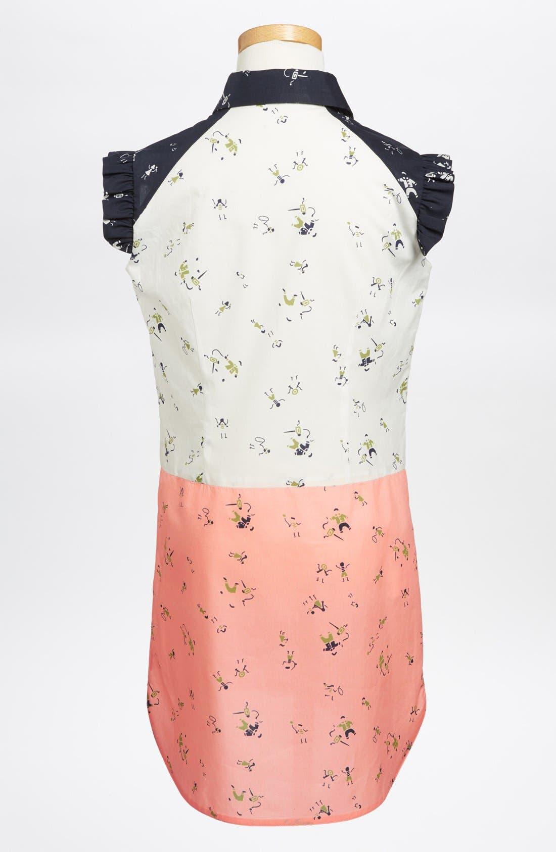 MARNI,                             'Abito St. Omni' Dress,                             Alternate thumbnail 2, color,                             400