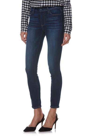 ba5374fa4a97e PAIGE Transcend Vintage - Hoxton High Waist Ankle Skinny Jeans ...