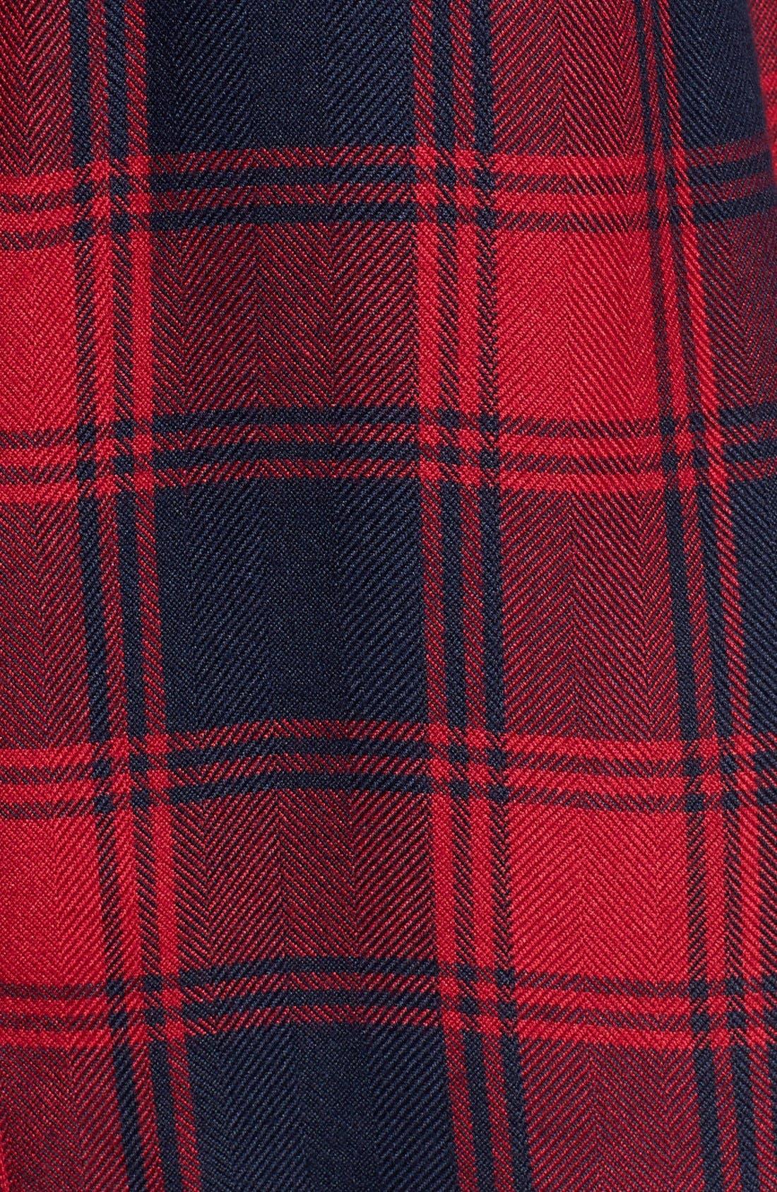 Hunter Plaid Shirt,                             Alternate thumbnail 263, color,