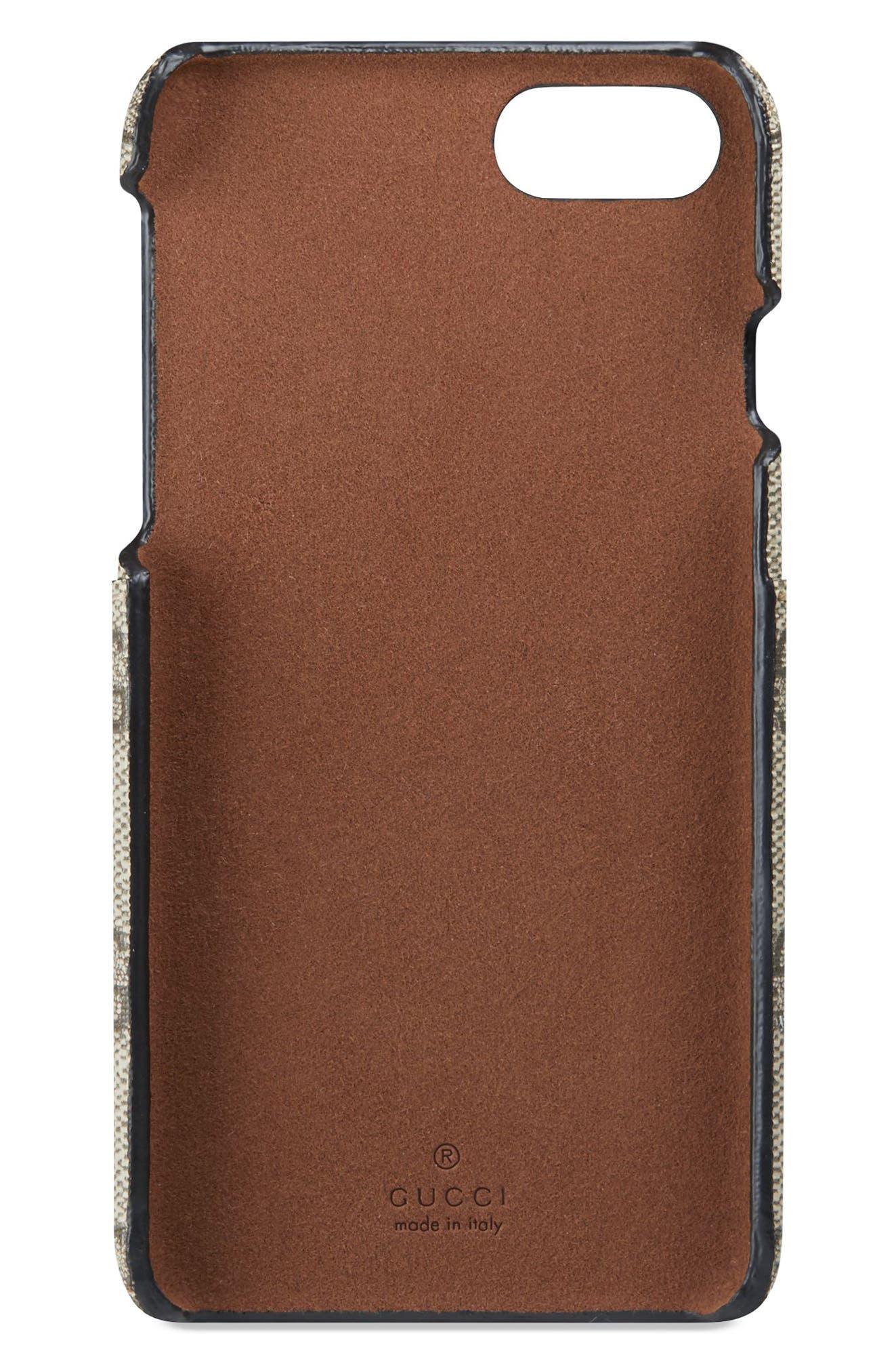 GG Love iPhone 7 Case,                             Alternate thumbnail 2, color,