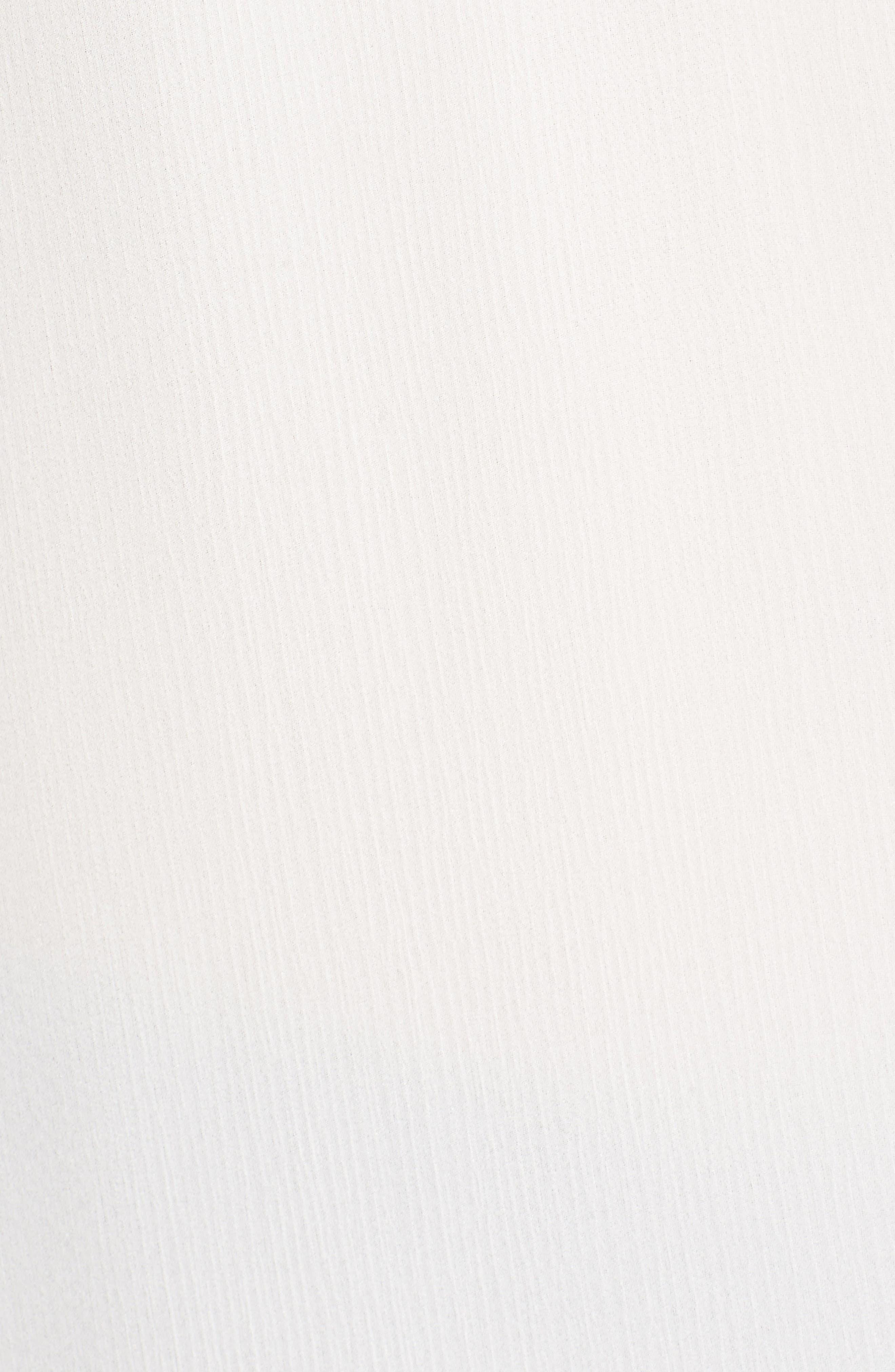Ventura Cold Shoulder Silk Blouse,                             Alternate thumbnail 5, color,