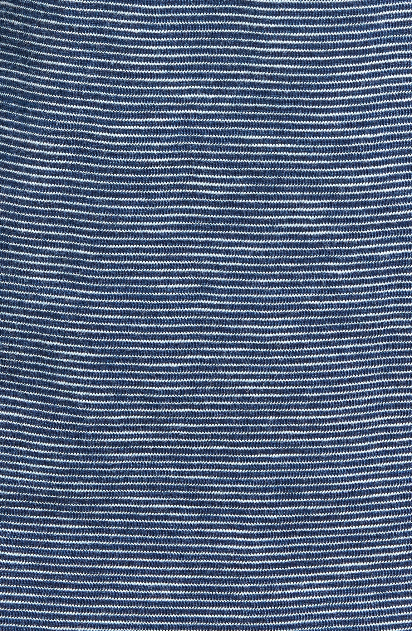 Feeder Stripe Jersey Polo,                             Alternate thumbnail 5, color,                             426