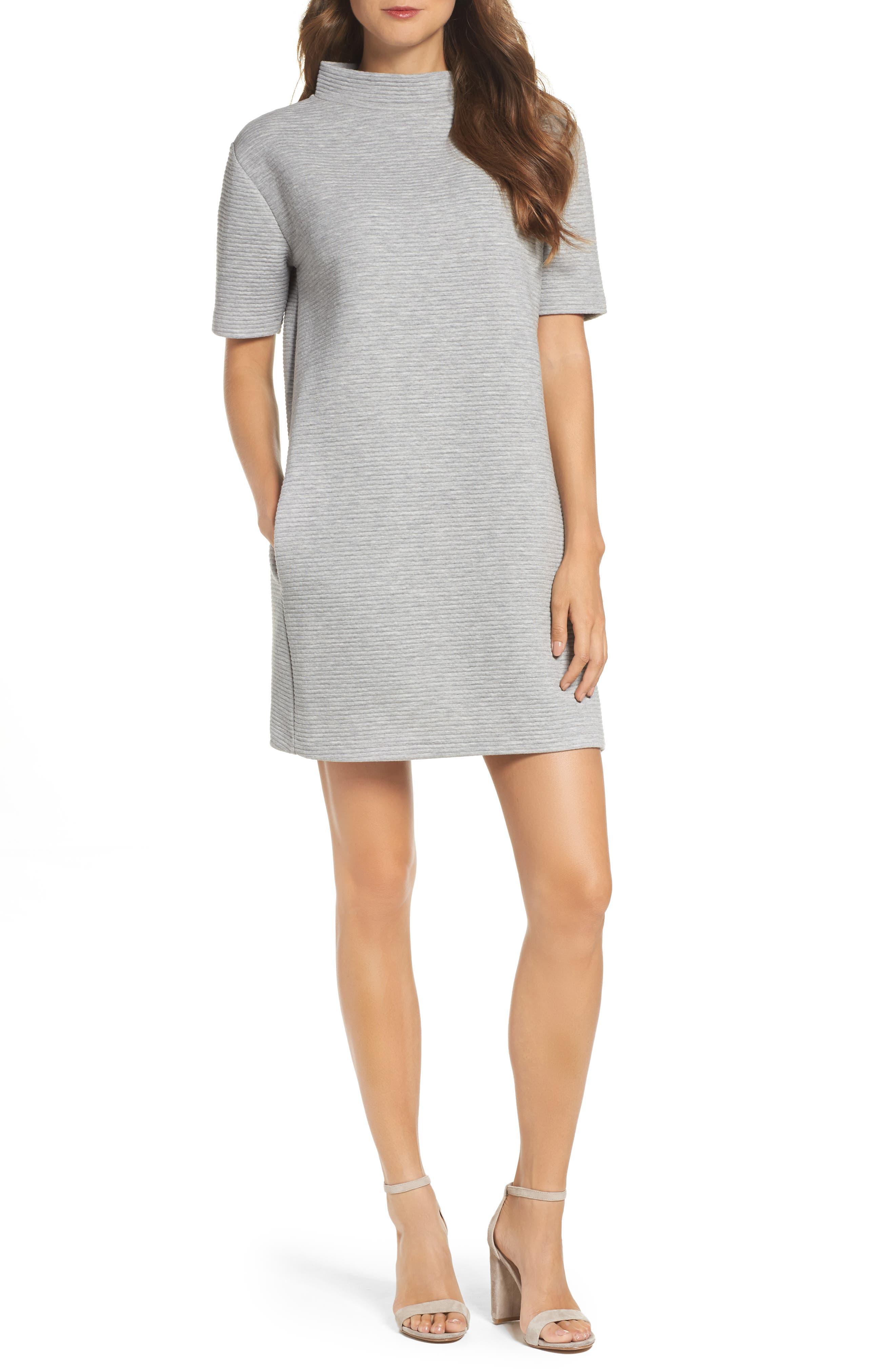 Marian Shift Dress,                         Main,                         color, 050