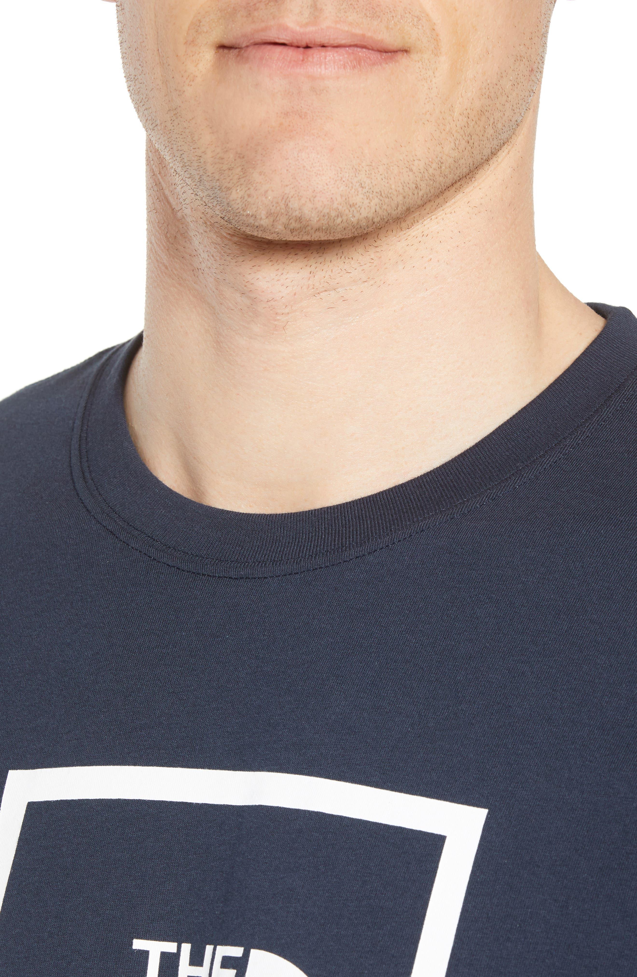 1966 Box Crewneck Cotton T-Shirt,                             Alternate thumbnail 12, color,