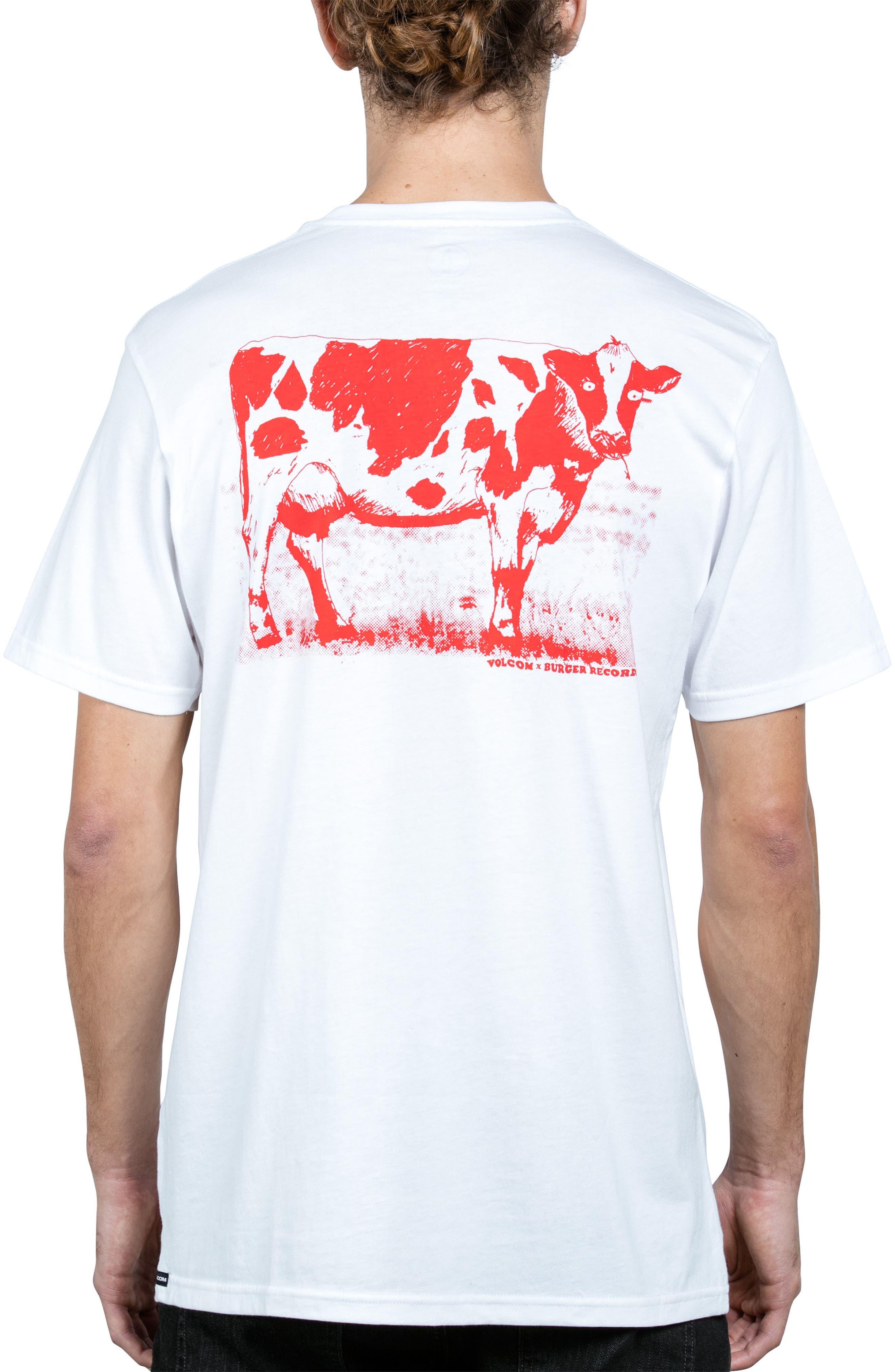 x Burger Records Wannabe T-Shirt,                             Alternate thumbnail 2, color,                             100