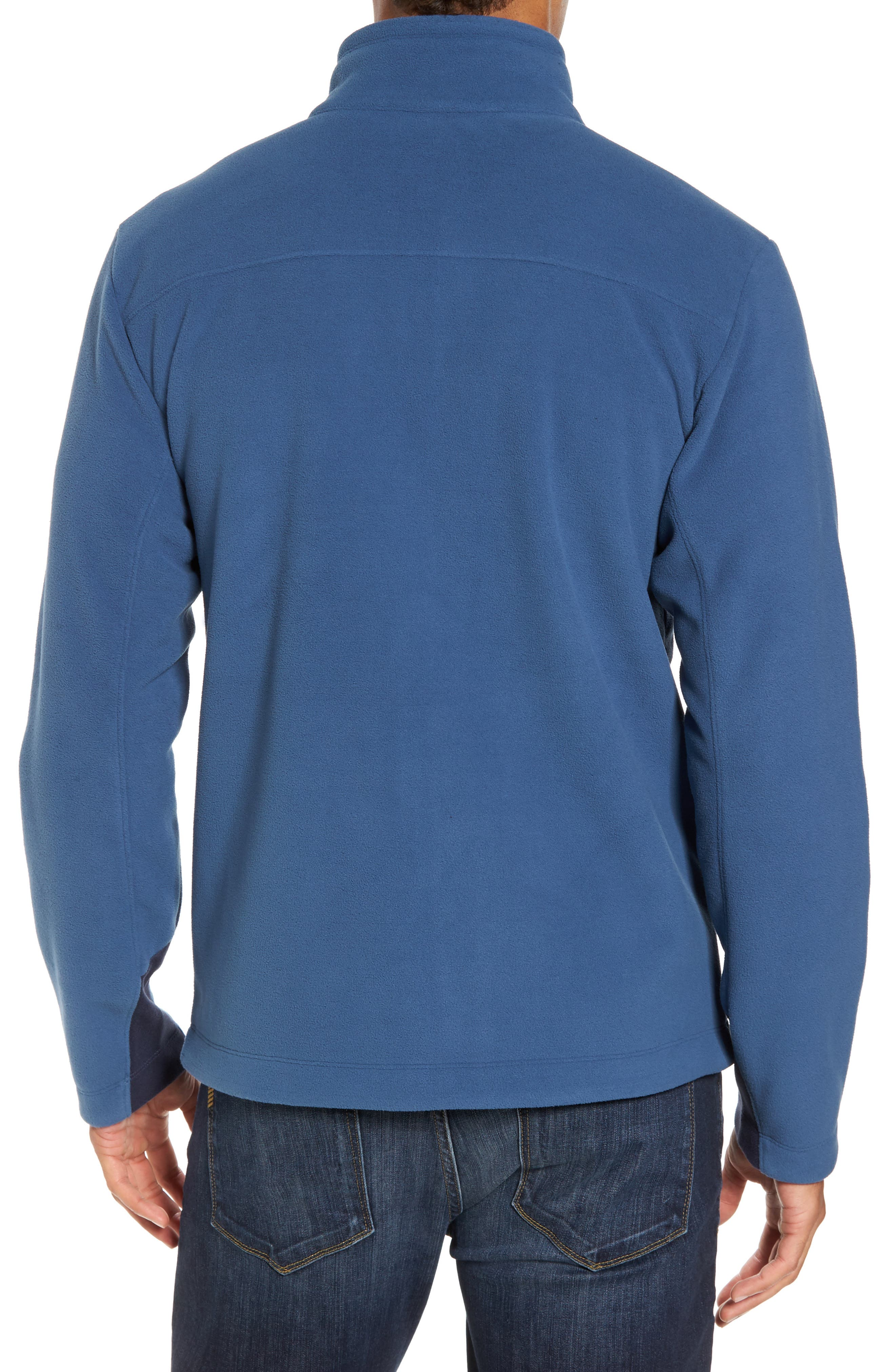 'Chimborazo' Zip Front Fleece Jacket,                             Alternate thumbnail 19, color,