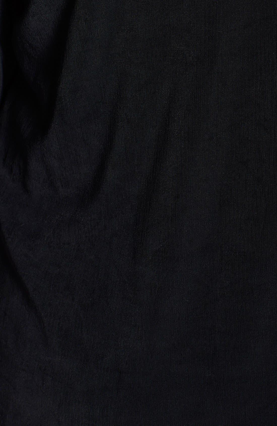 Kimono Cardigan,                             Alternate thumbnail 8, color,                             BLACK