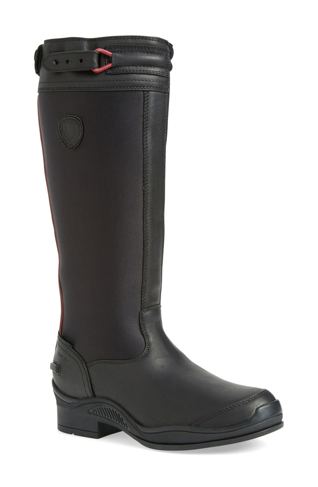 ARIAT 'Extreme H20' Waterproof Boot, Main, color, 001