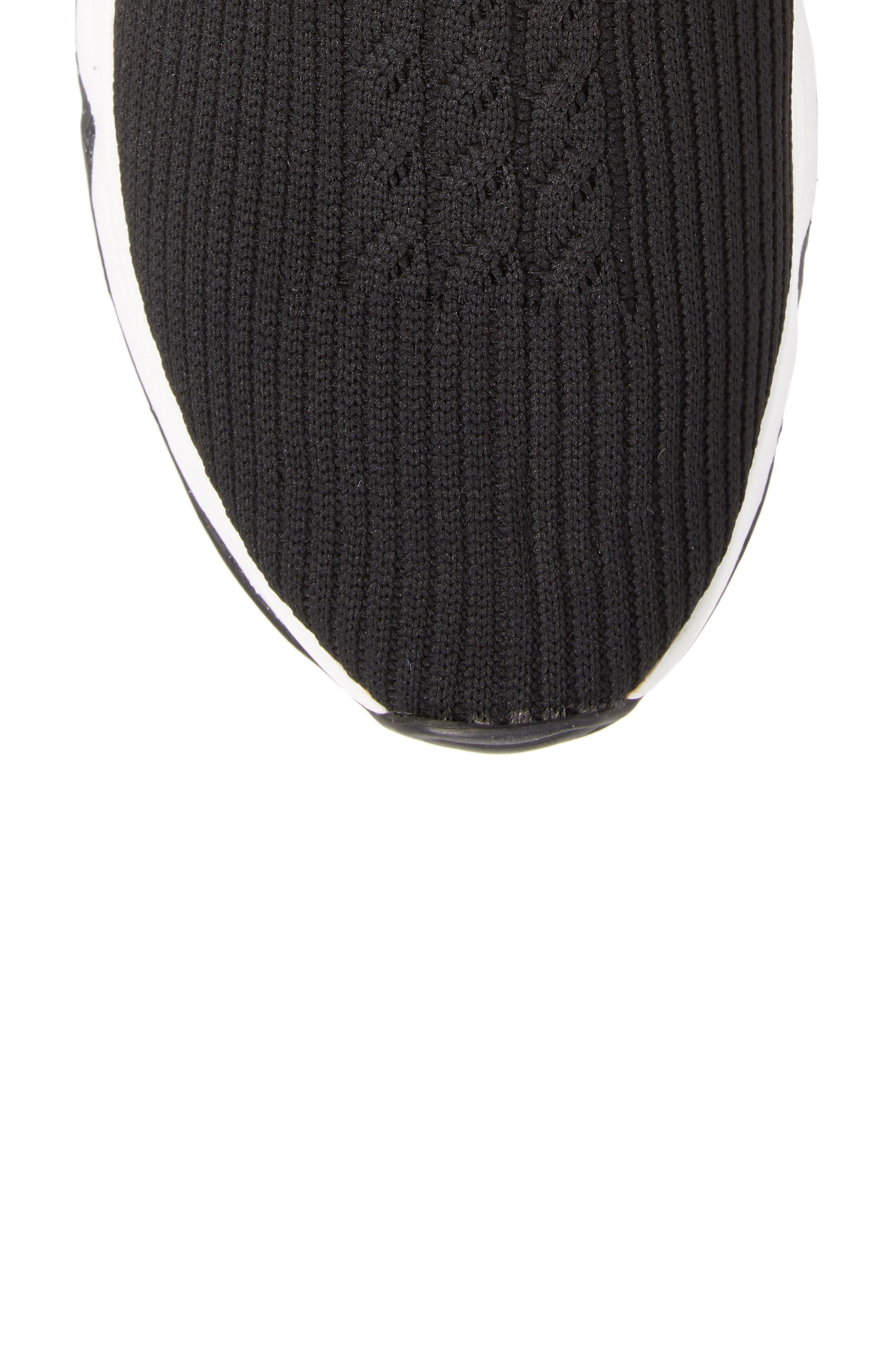 Lola Over the Knee Sneaker Boot,                             Alternate thumbnail 5, color,                             002