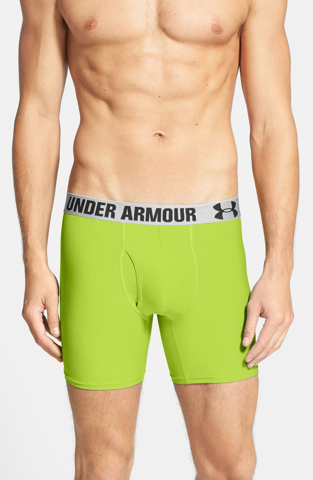 HeatGear<sup>®</sup> Boxer Briefs,                             Alternate thumbnail 32, color,