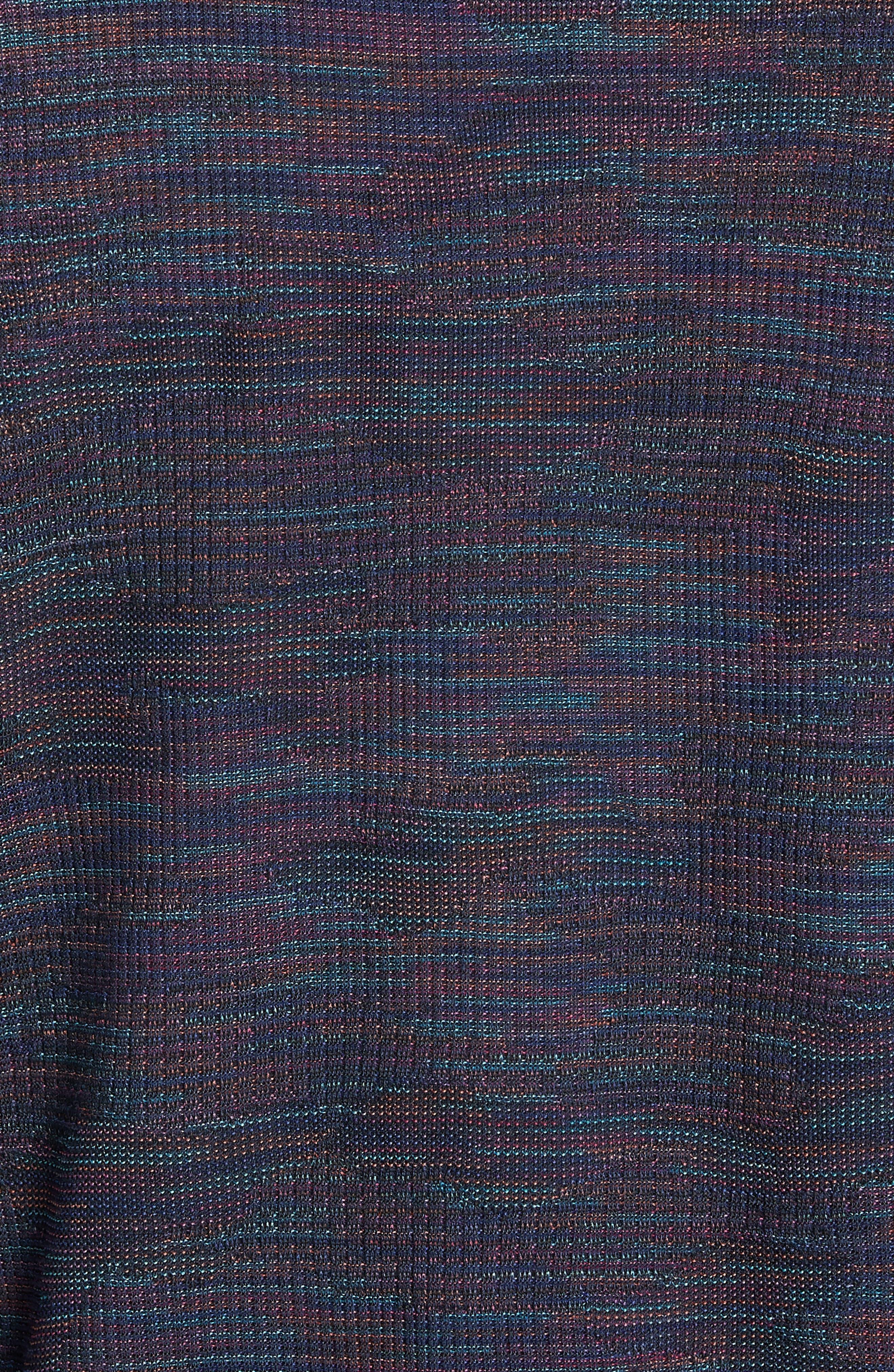 Forster Long Sleeve Henley Shirt,                             Alternate thumbnail 5, color,                             NAVY