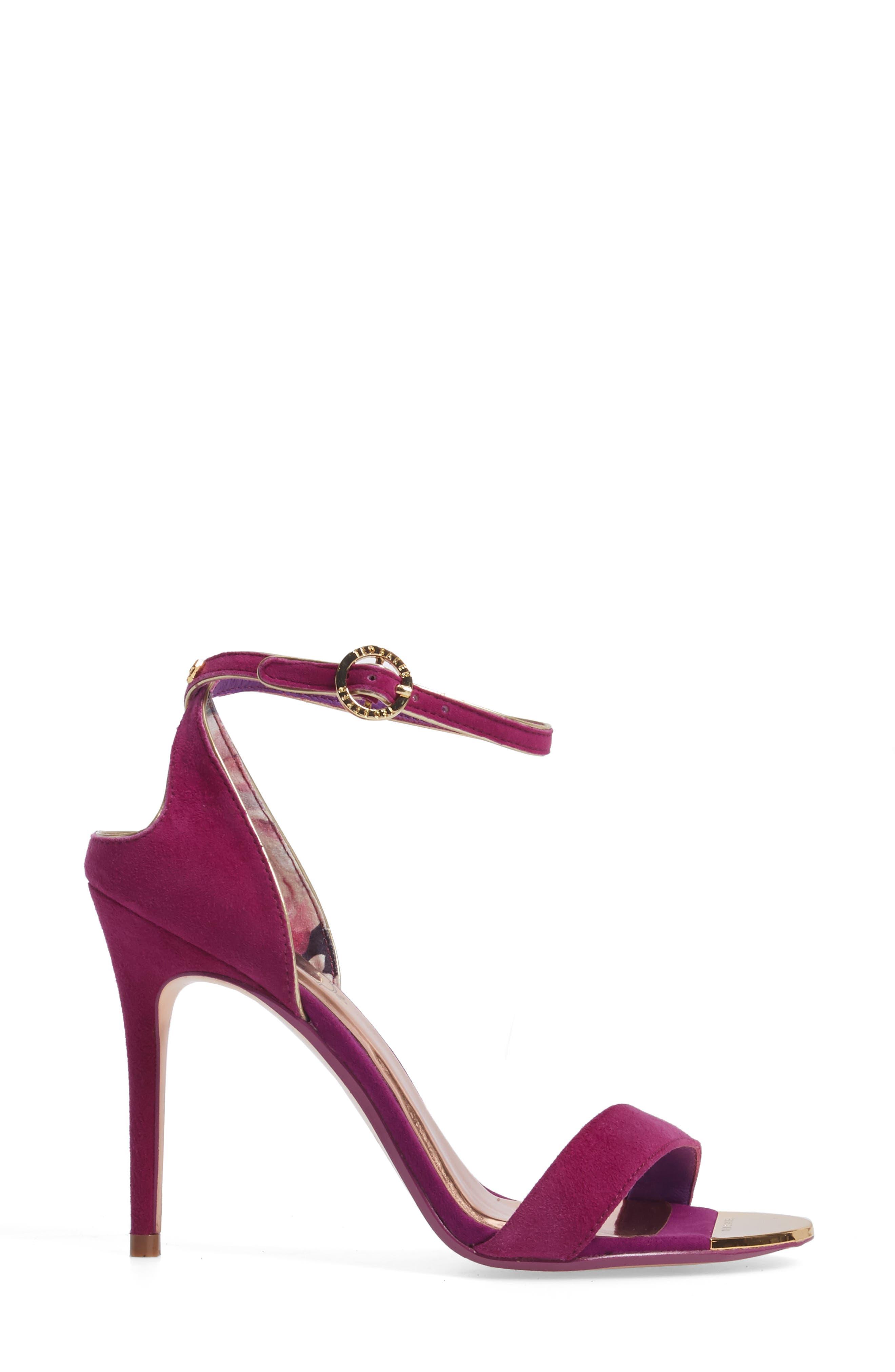 Mirobell Ankle Strap Sandal,                             Alternate thumbnail 9, color,
