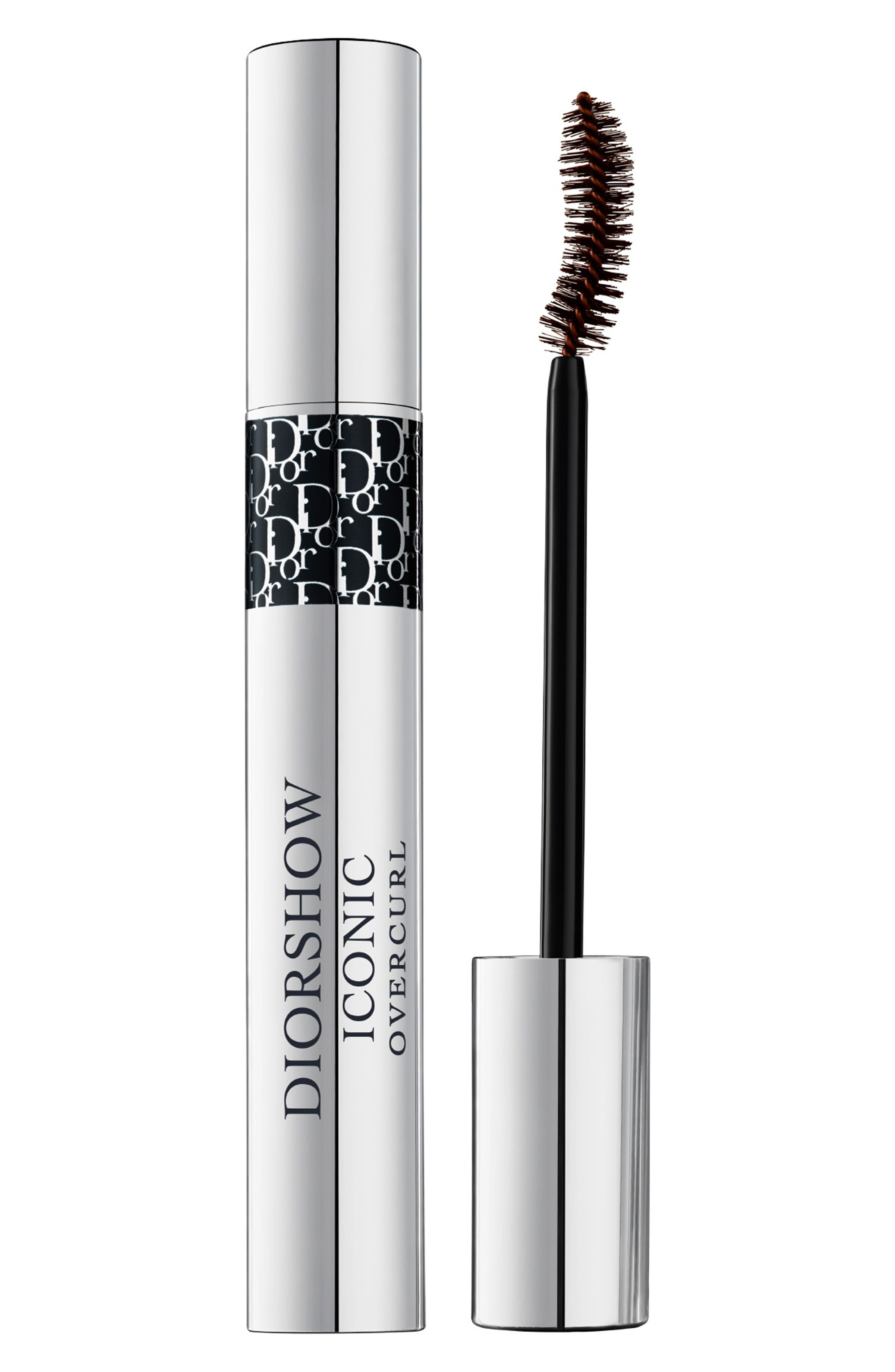 Dior Diorshow - Iconic Overcurl Spectacular Volume & Curl Mascara - Over Brown 694
