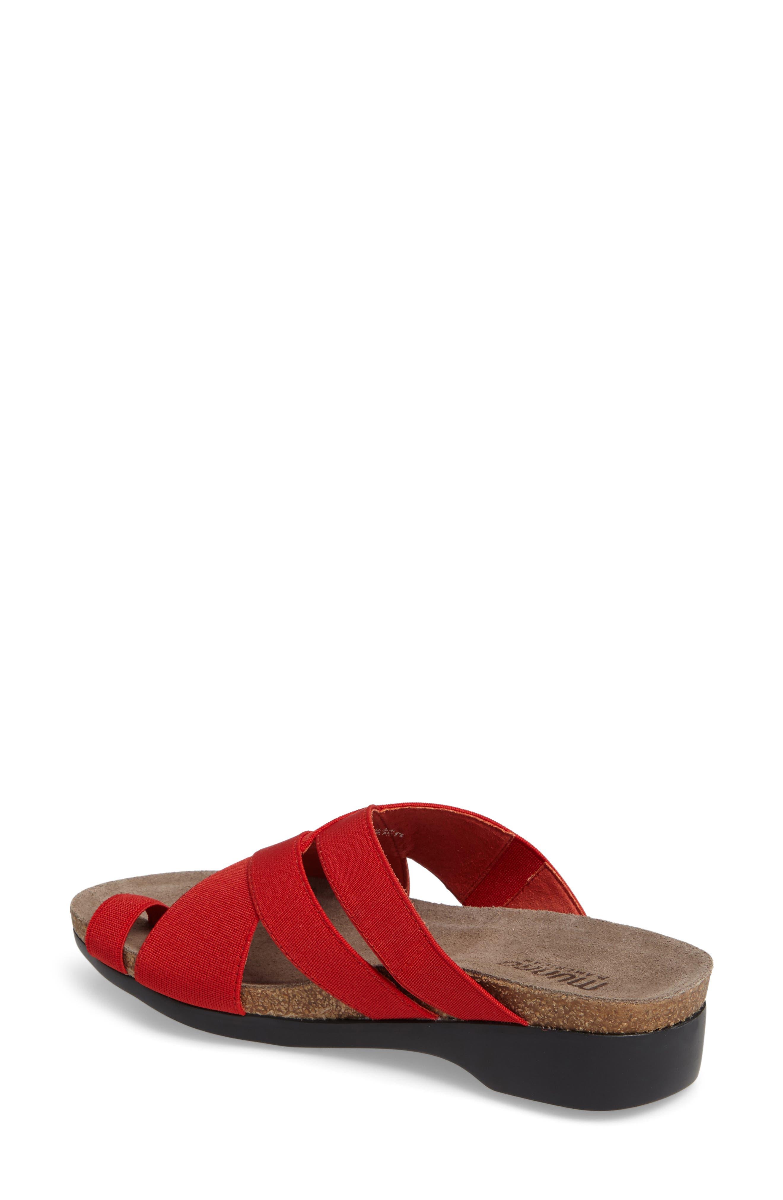 Delphi Slide Sandal,                             Alternate thumbnail 8, color,